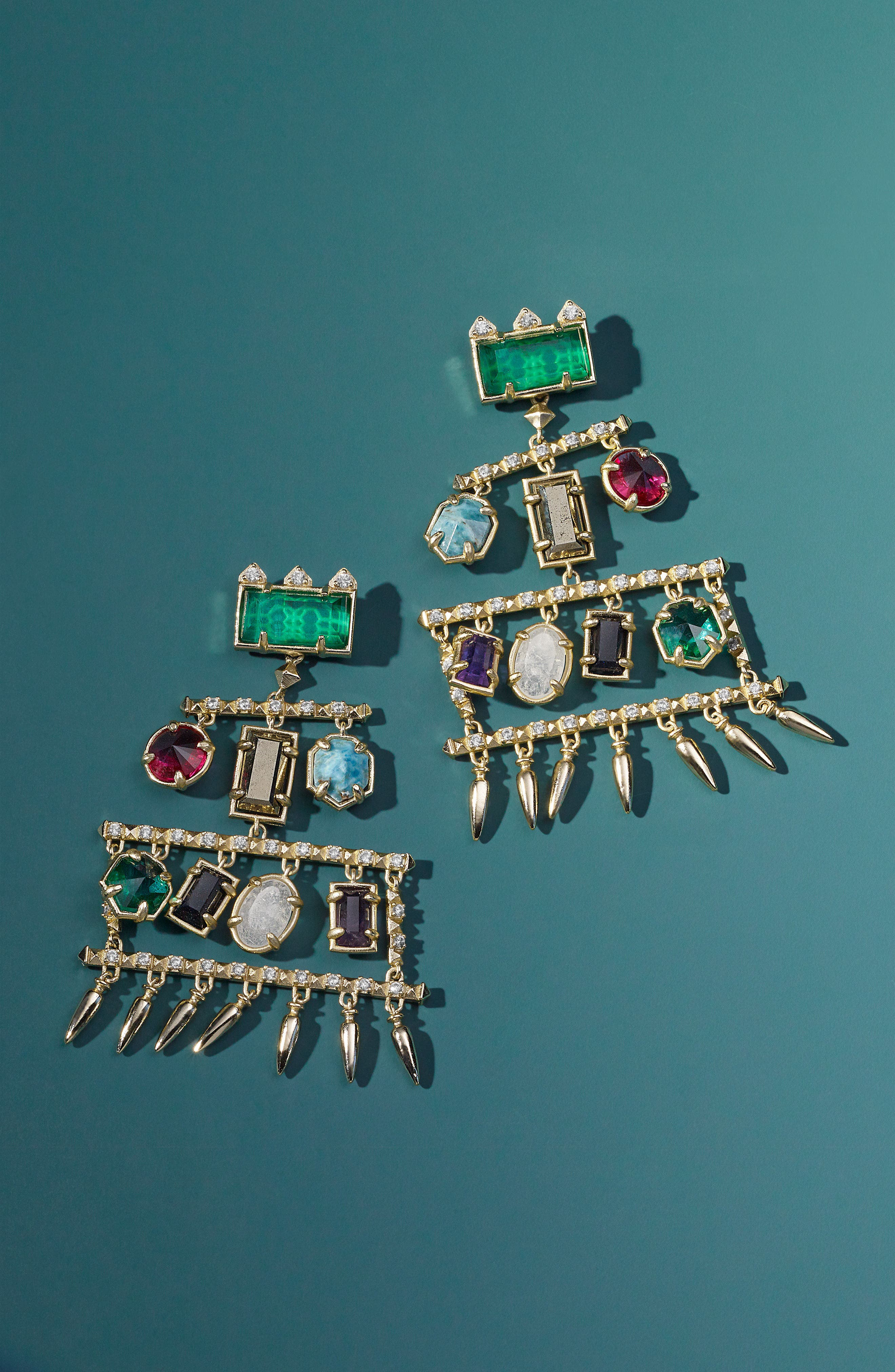 Alternate Image 3  - Kendra Scott Emmylou Chandelier Earrings