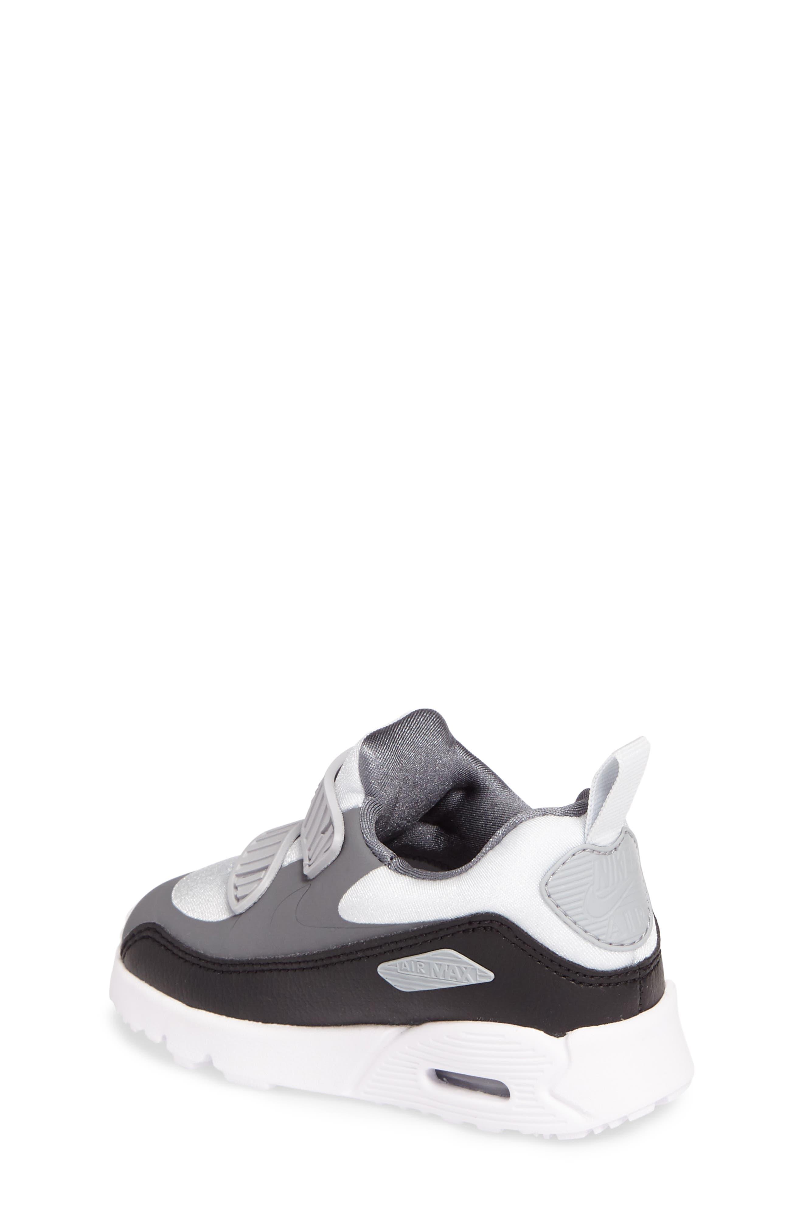 Alternate Image 2  - Nike Air Max Tiny 90 Sneaker (Baby, Walker & Toddler)