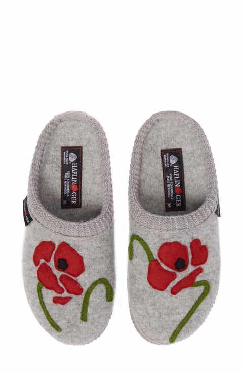Haflinger Blossom Slipper  Women. Women s Slippers   Nordstrom