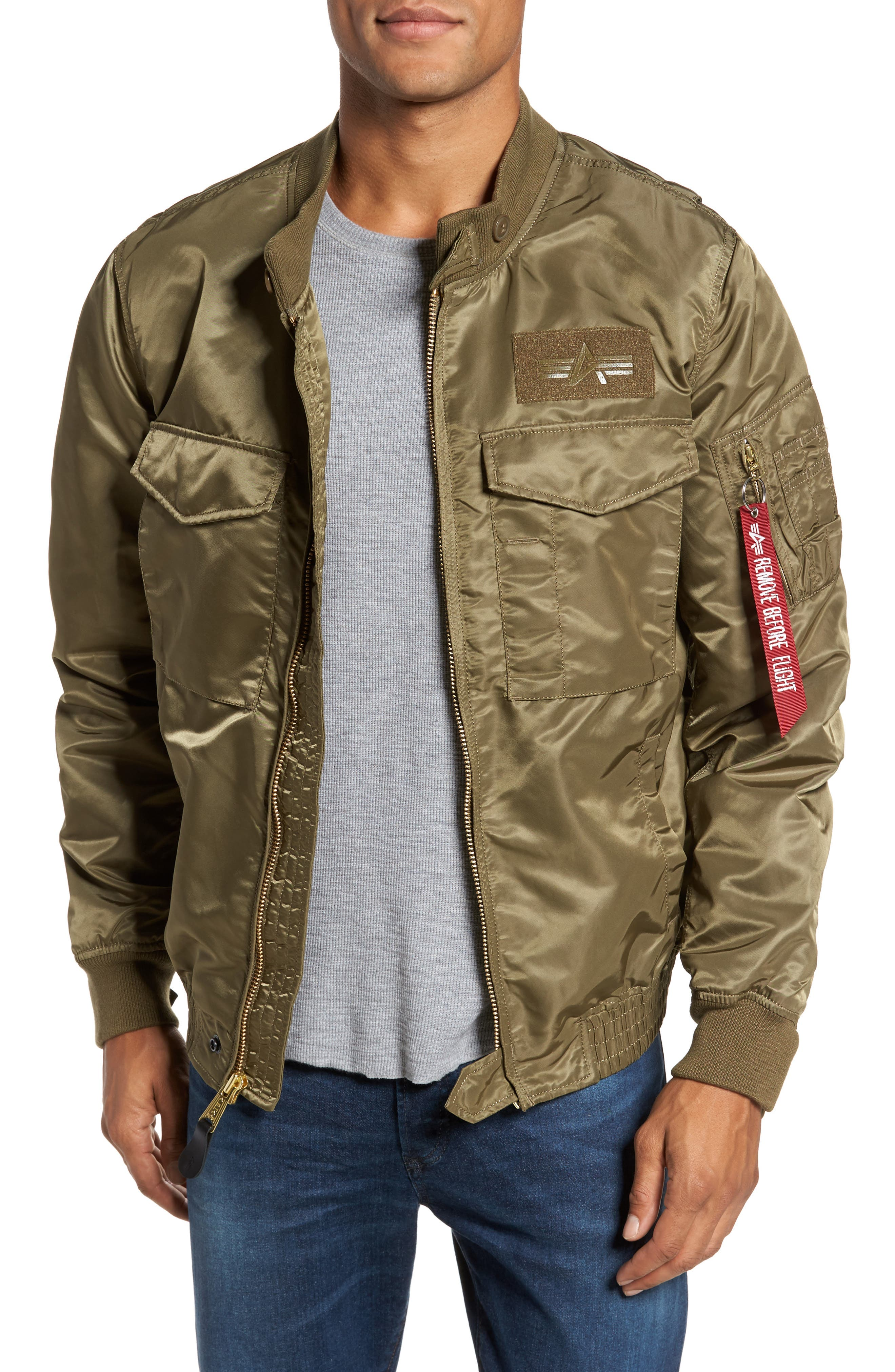 Alternate Image 1 Selected - Alpha Industries Weps Mod Jacket