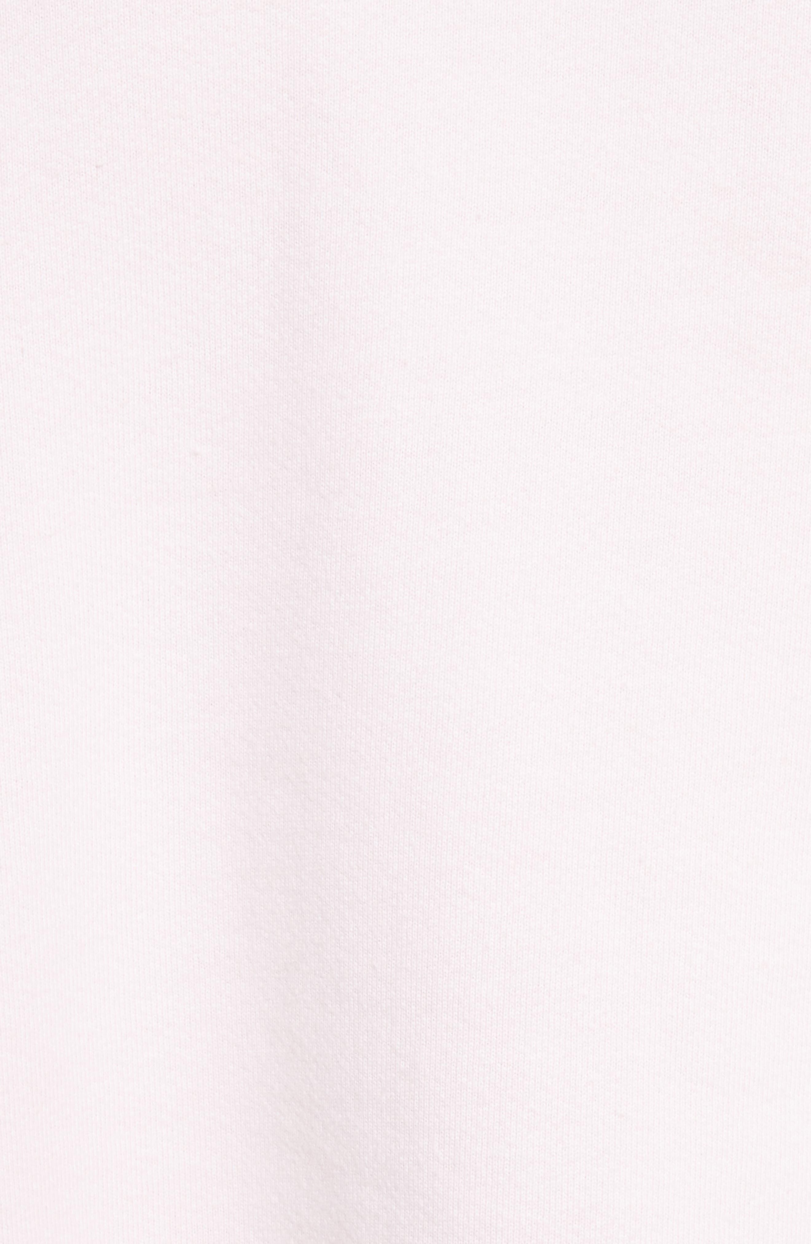 Bow Sweatshirt,                             Alternate thumbnail 6, color,                             Light Pink Exclusive