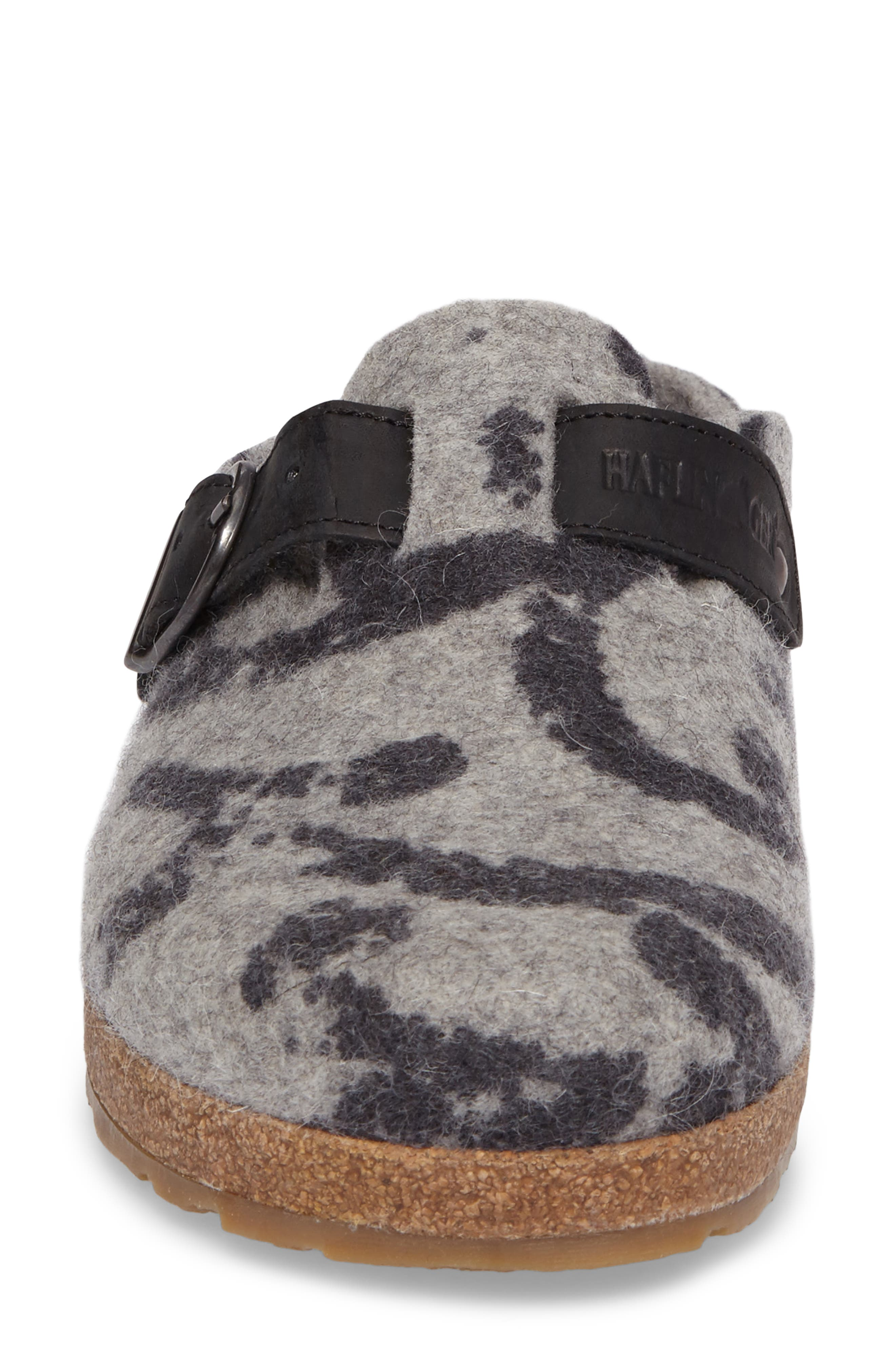 Alternate Image 4  - Haflinger GZB Print Slipper (Women)