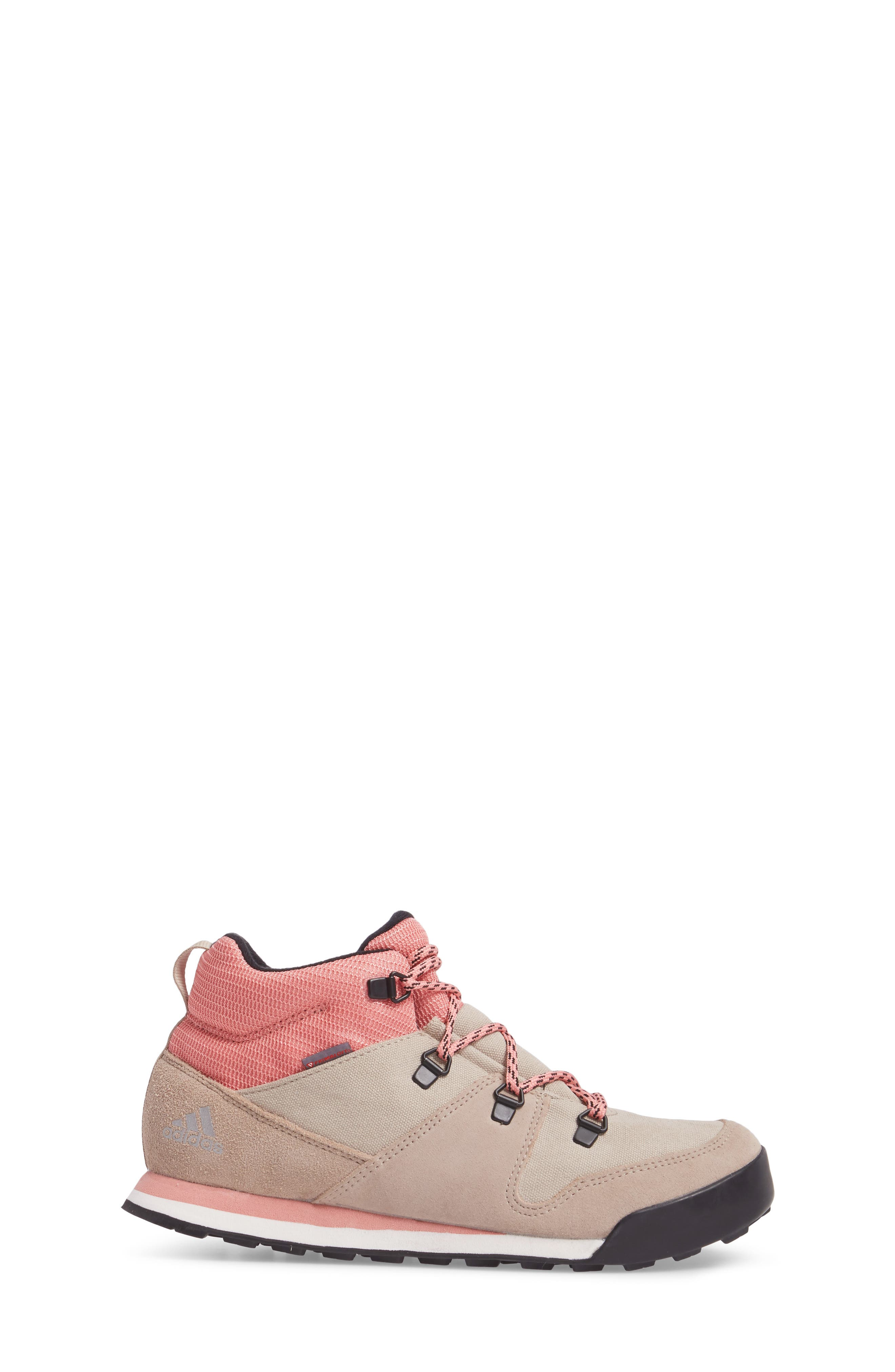 Snowpitch Insulated Sneaker Boot,                             Alternate thumbnail 3, color,                             Icey Pink/ Khaki/ Energy Pink