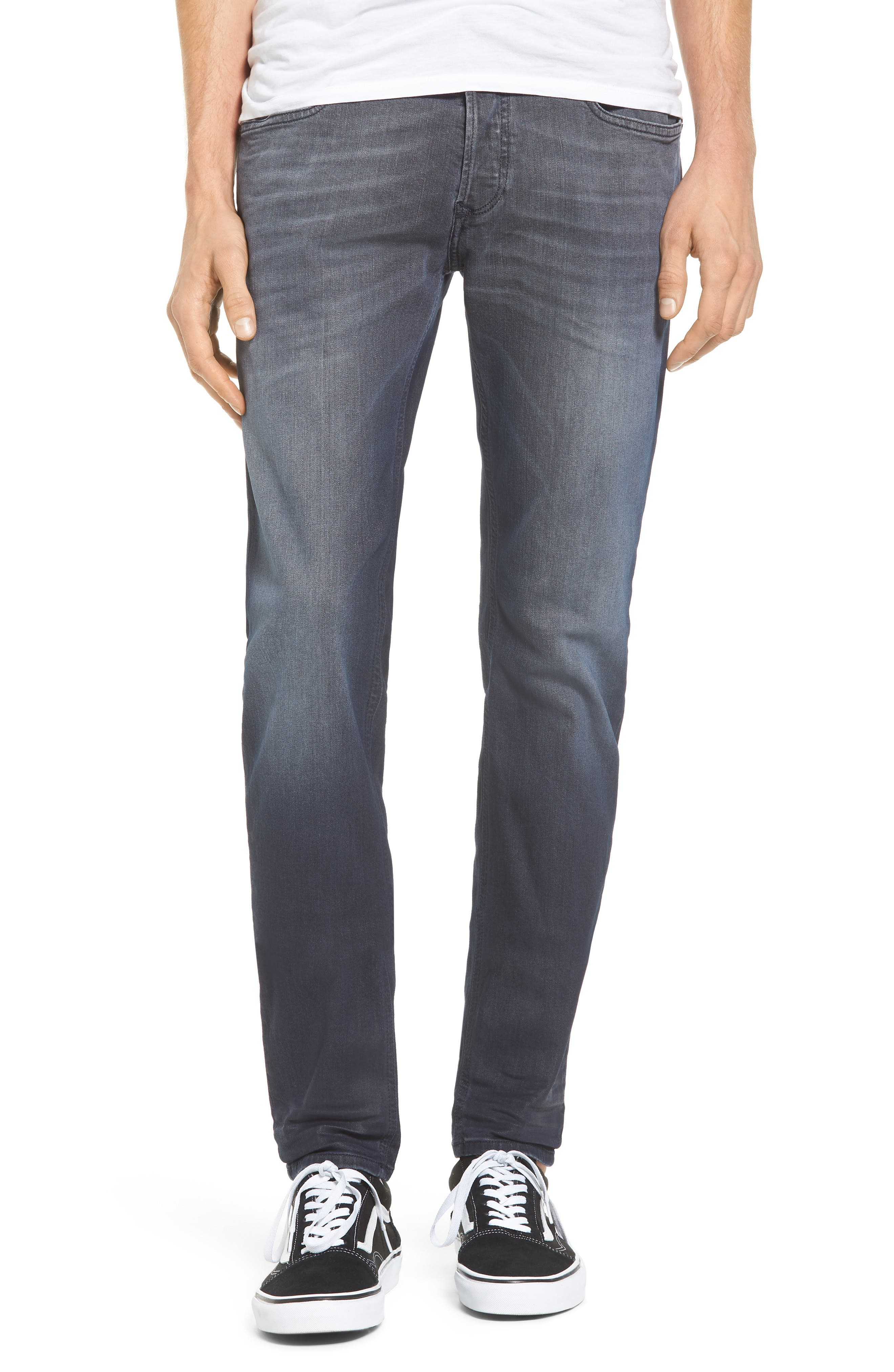 Alternate Image 1 Selected - DIESEL® Sleenker Skinny Fit Jeans