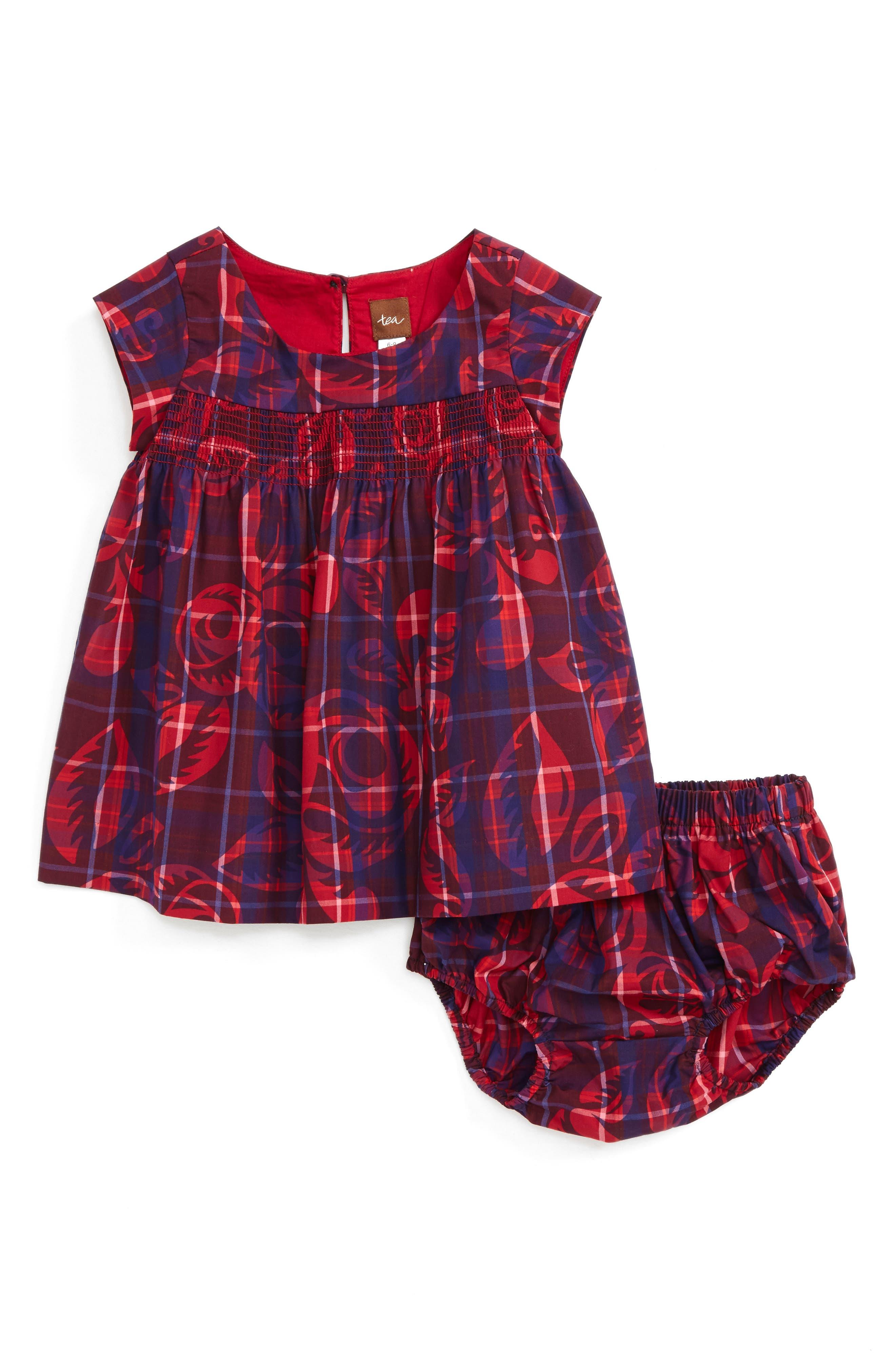 Tea Collection Culzean Castle Dress (Baby Girls)