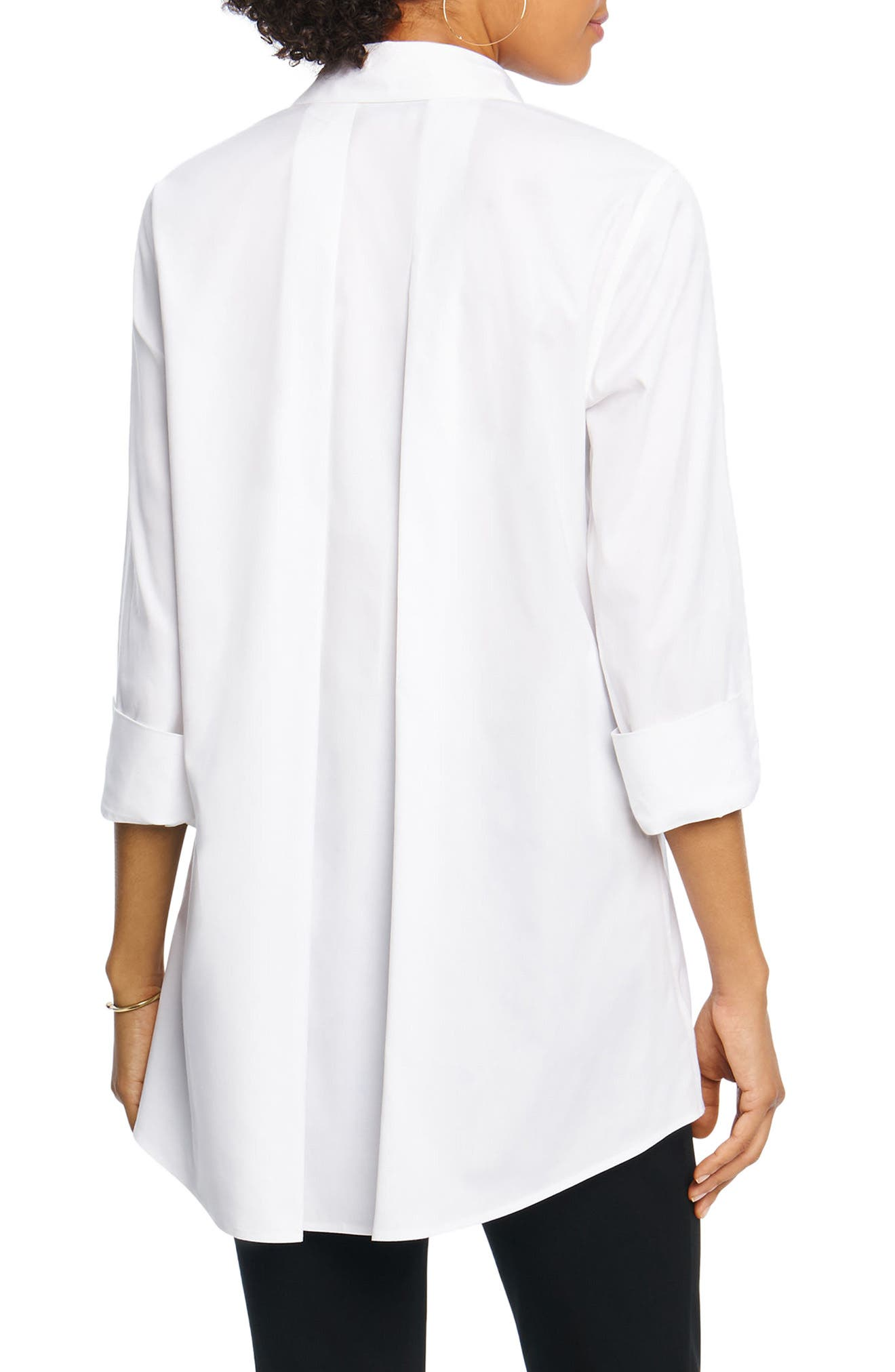 Alternate Image 2  - Foxcroft Bre Stretch Tunic