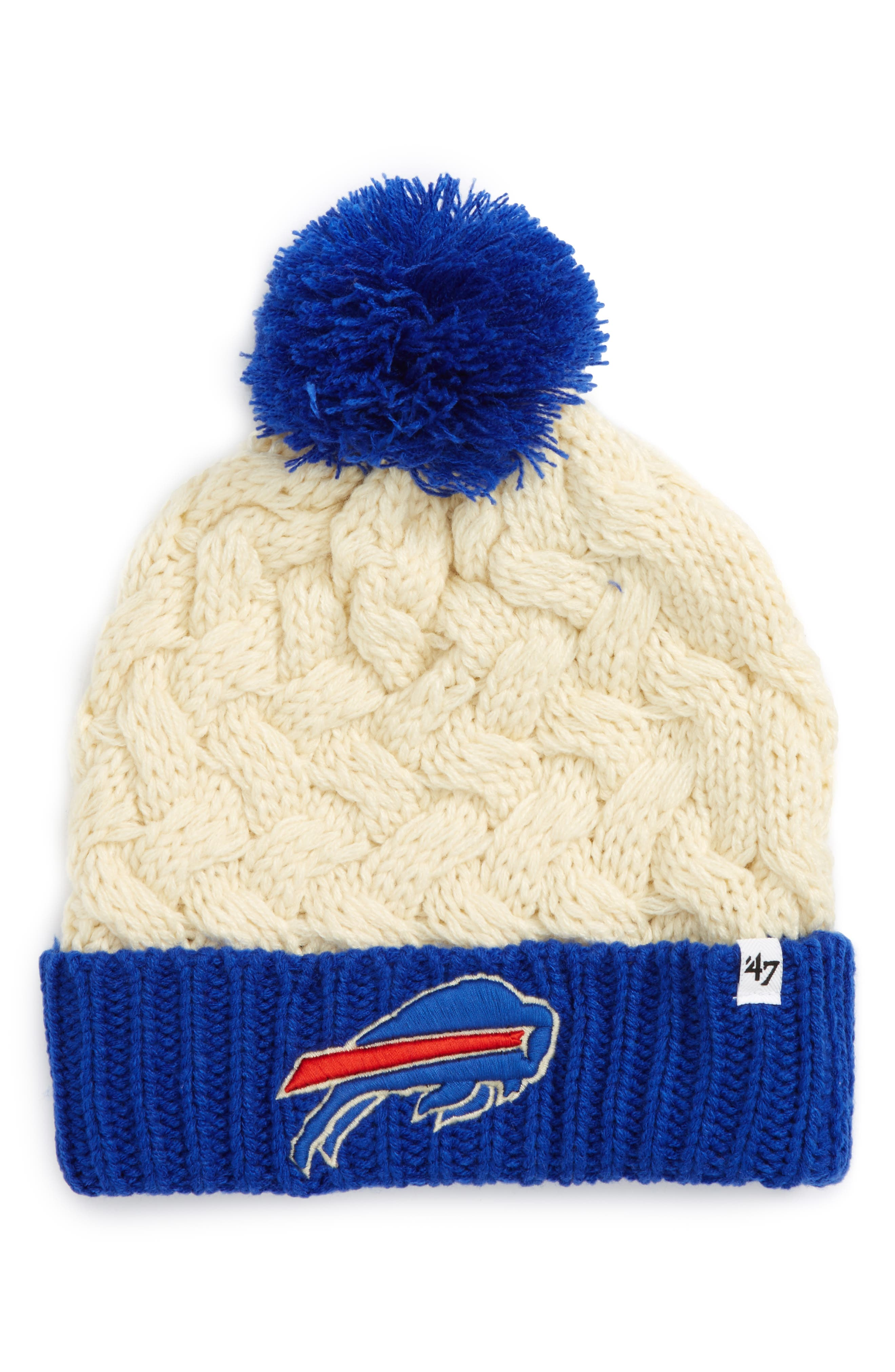 Alternate Image 1 Selected - '47 Matterhorn Buffalo Bills Beanie