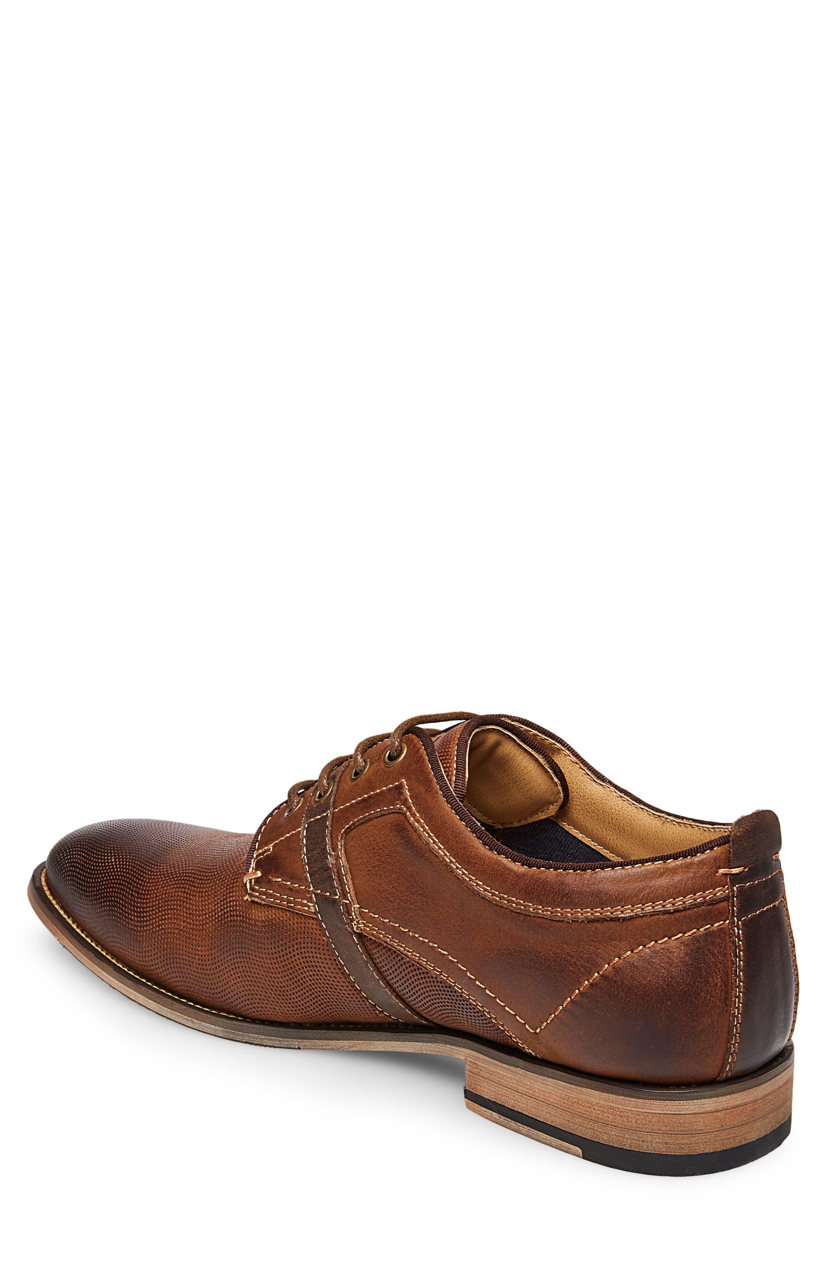 Alternate Image 2  - Steve Madden Jasco Plain Toe Derby (Men)