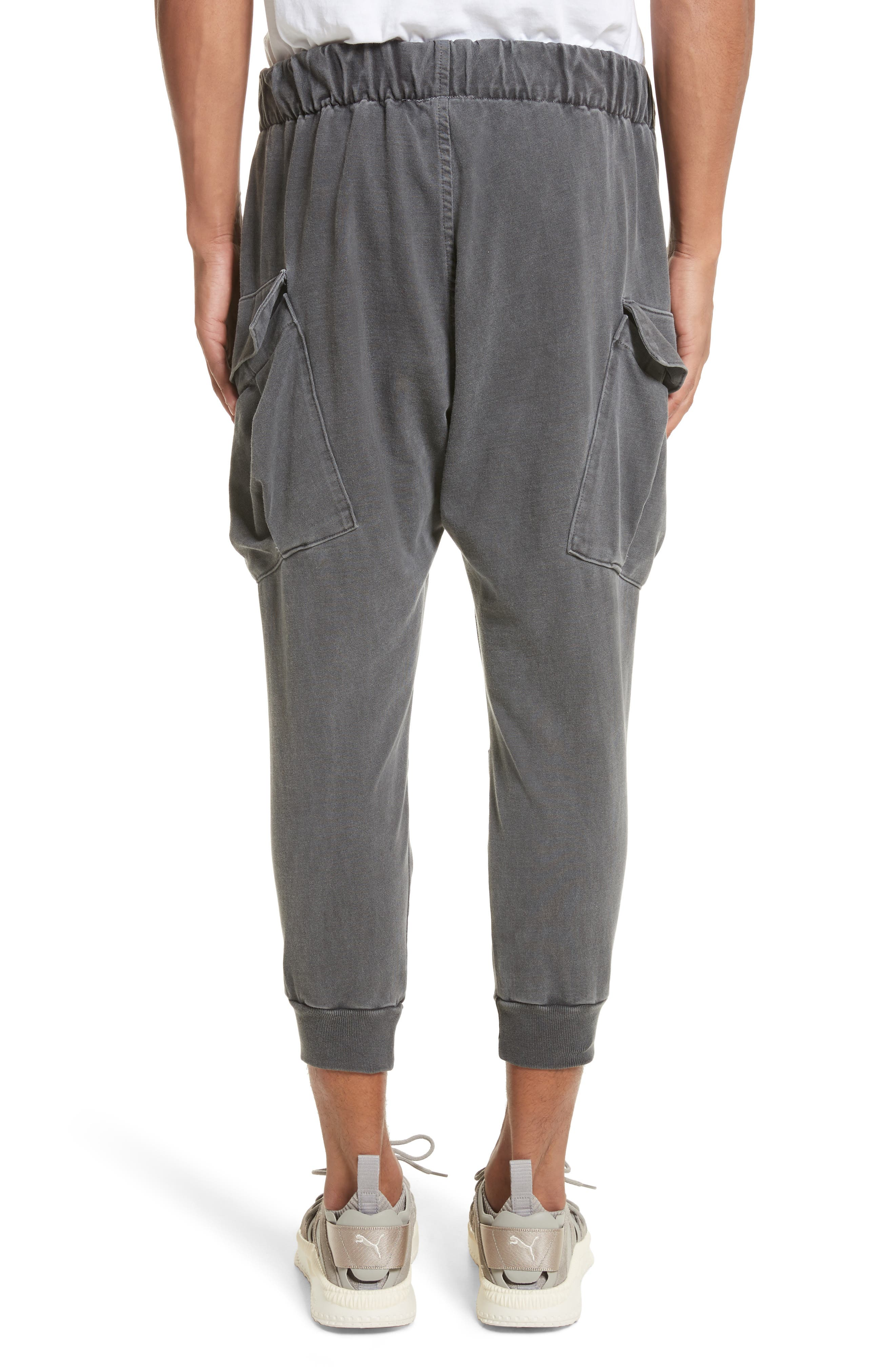 Alternate Image 2  - Drifter Geri Cropped Jogger Cargo Pants