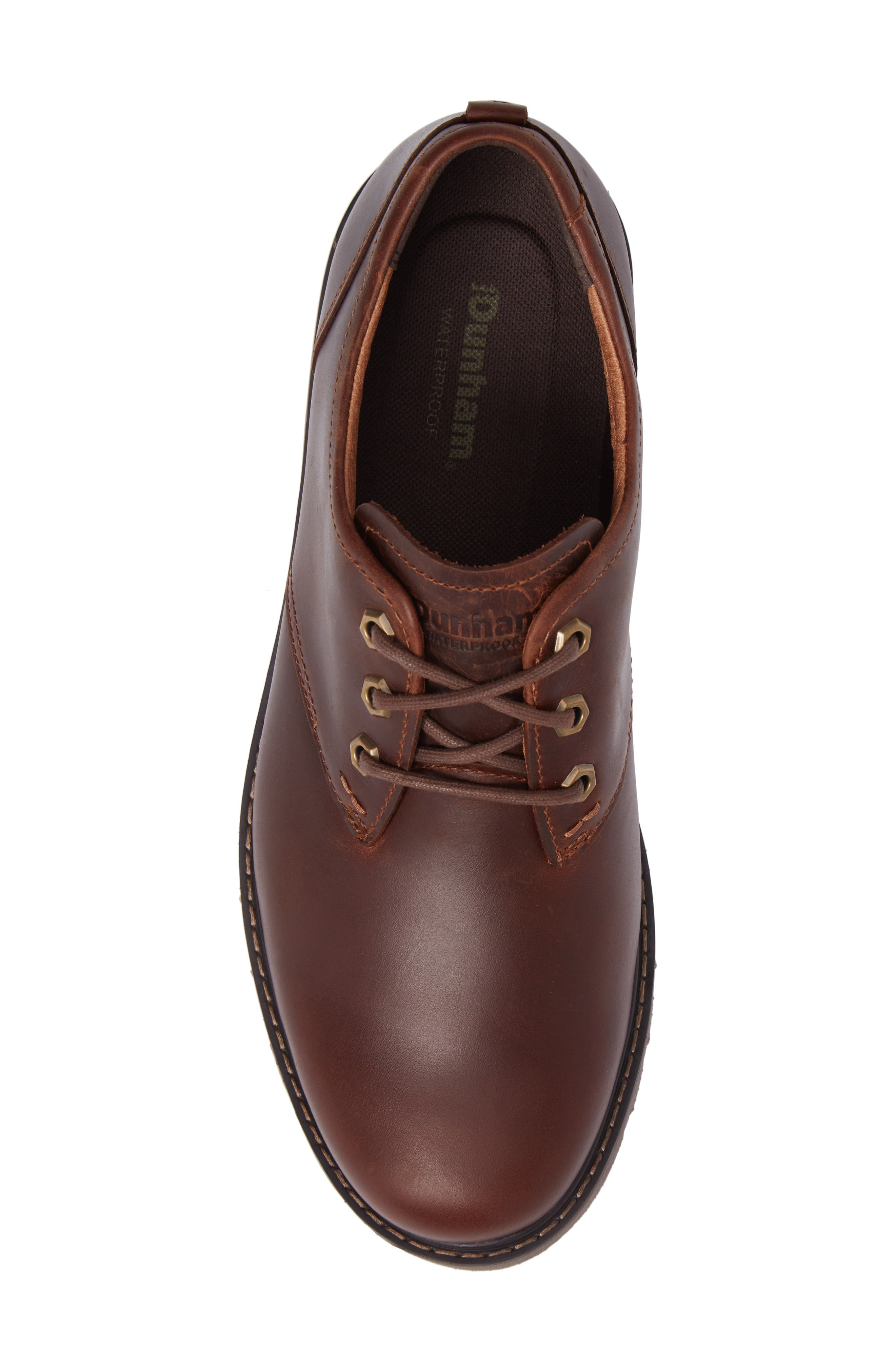 Alternate Image 5  - Dunham Royalton Plain Toe Derby (Men)