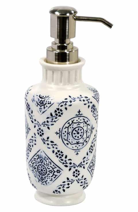 John Robshaw Lakki Lotion PumpBath   Shower Accessories   Nordstrom. Bathroom Countertop Accessories Sets. Home Design Ideas