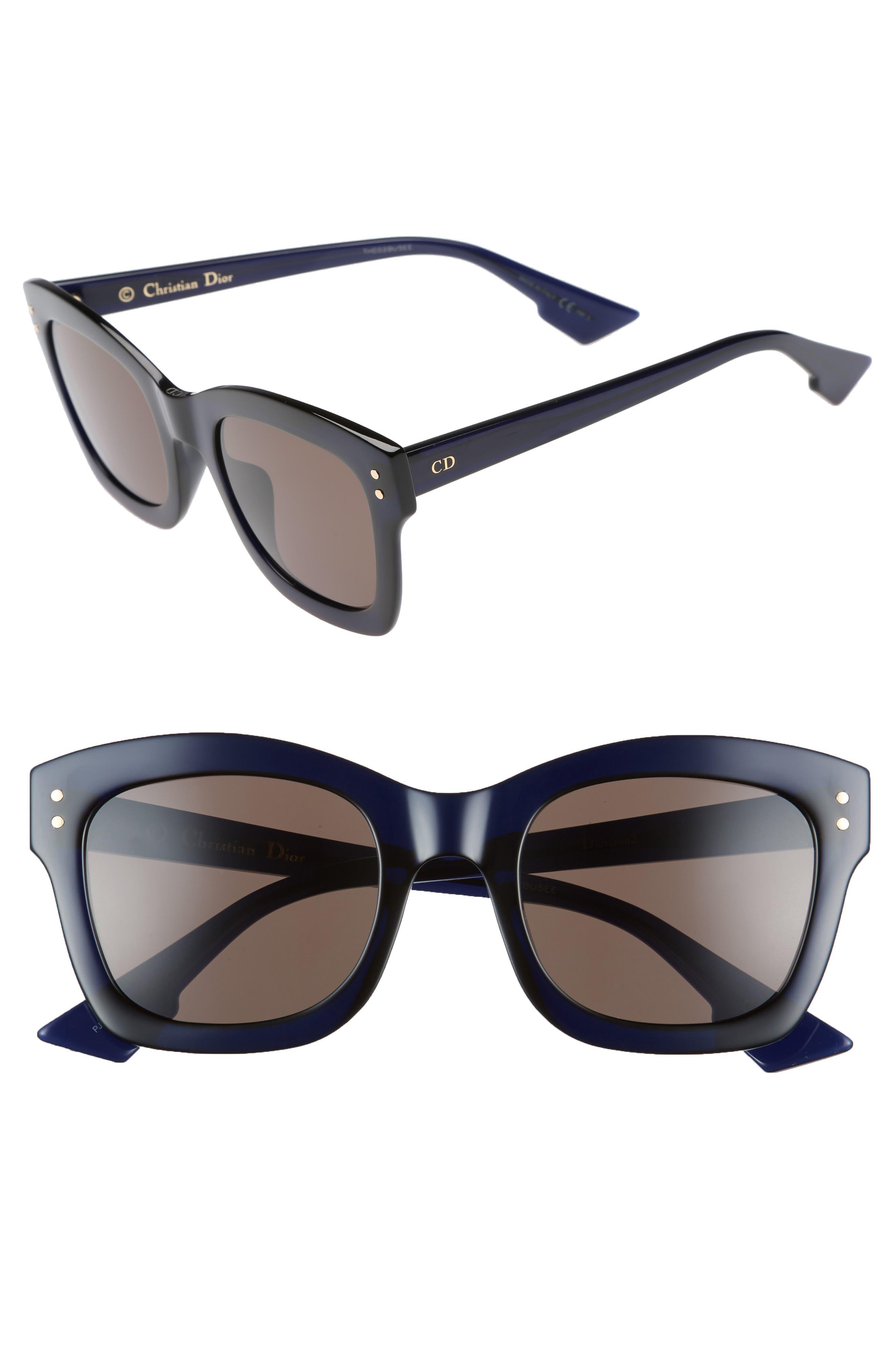 Alternate Image 1 Selected - Dior Izon 51mm Sunglasses