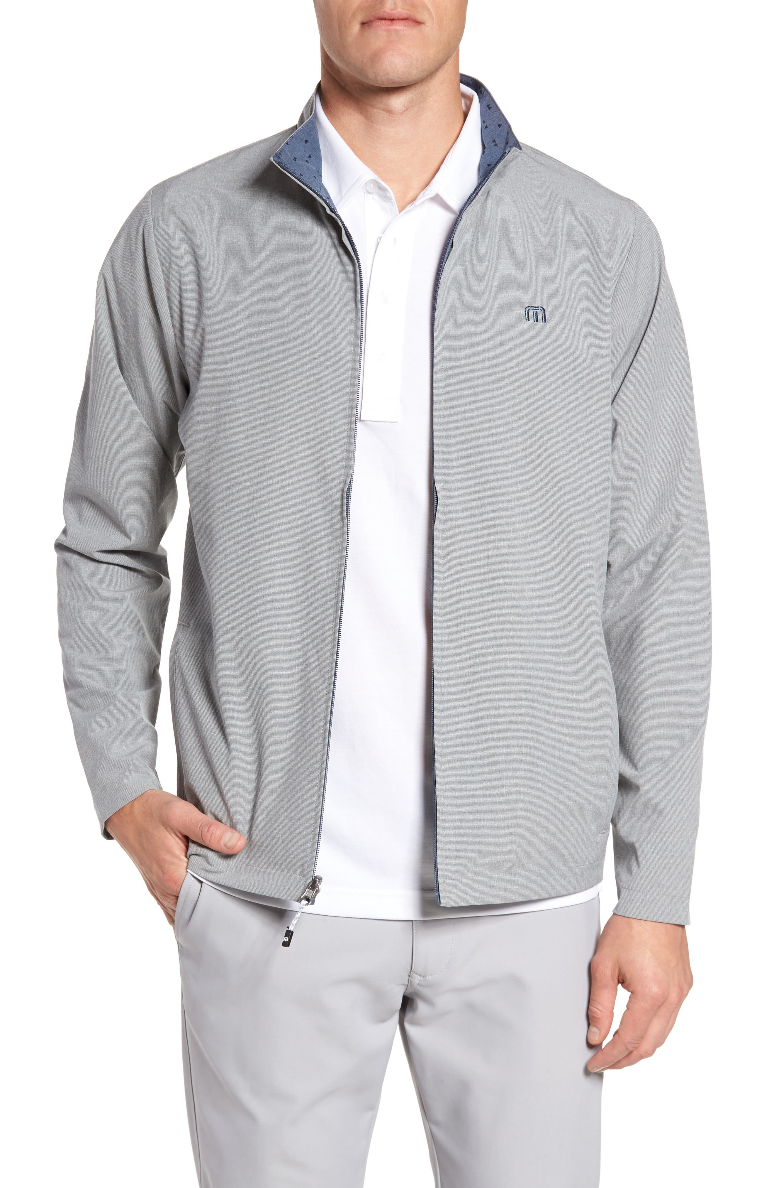 Alternate Image 1 Selected - Travis Mathew Nowo Reversible Jacket