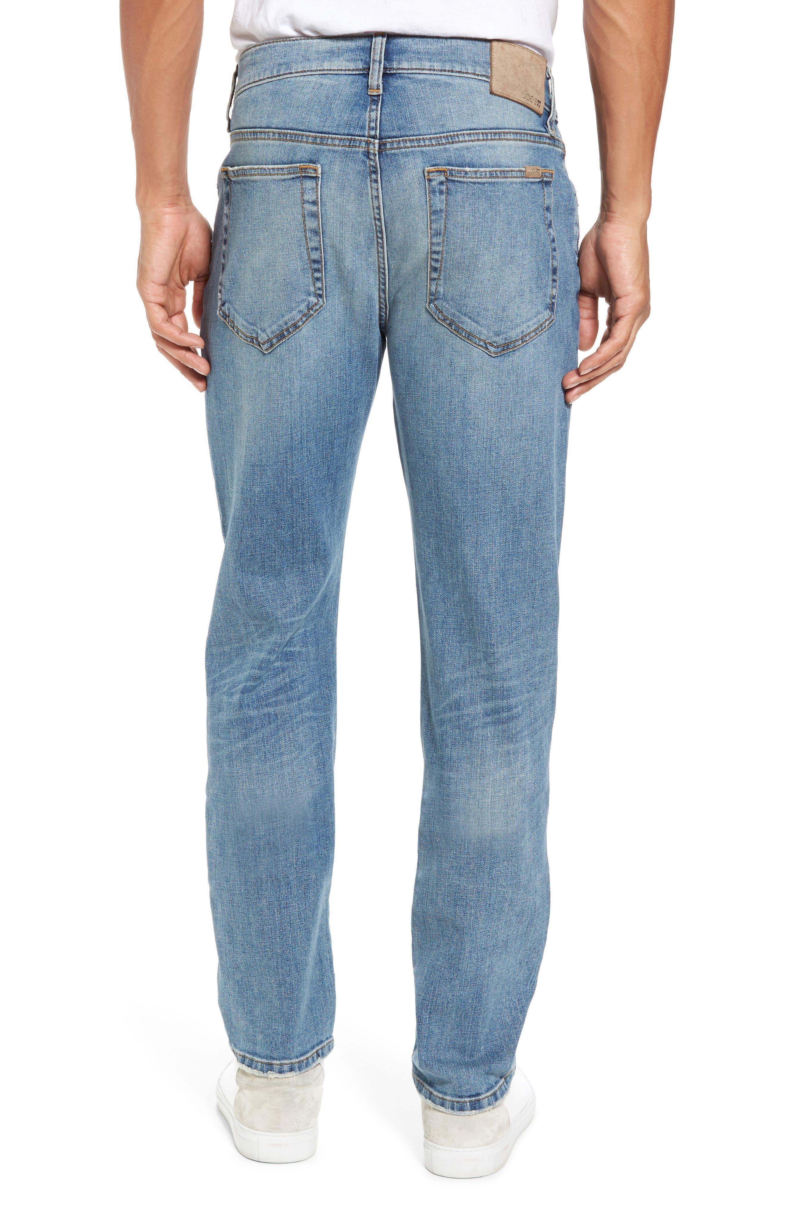Brixton Slim Straight Fit Jeans,                             Alternate thumbnail 2, color,                             Wyman