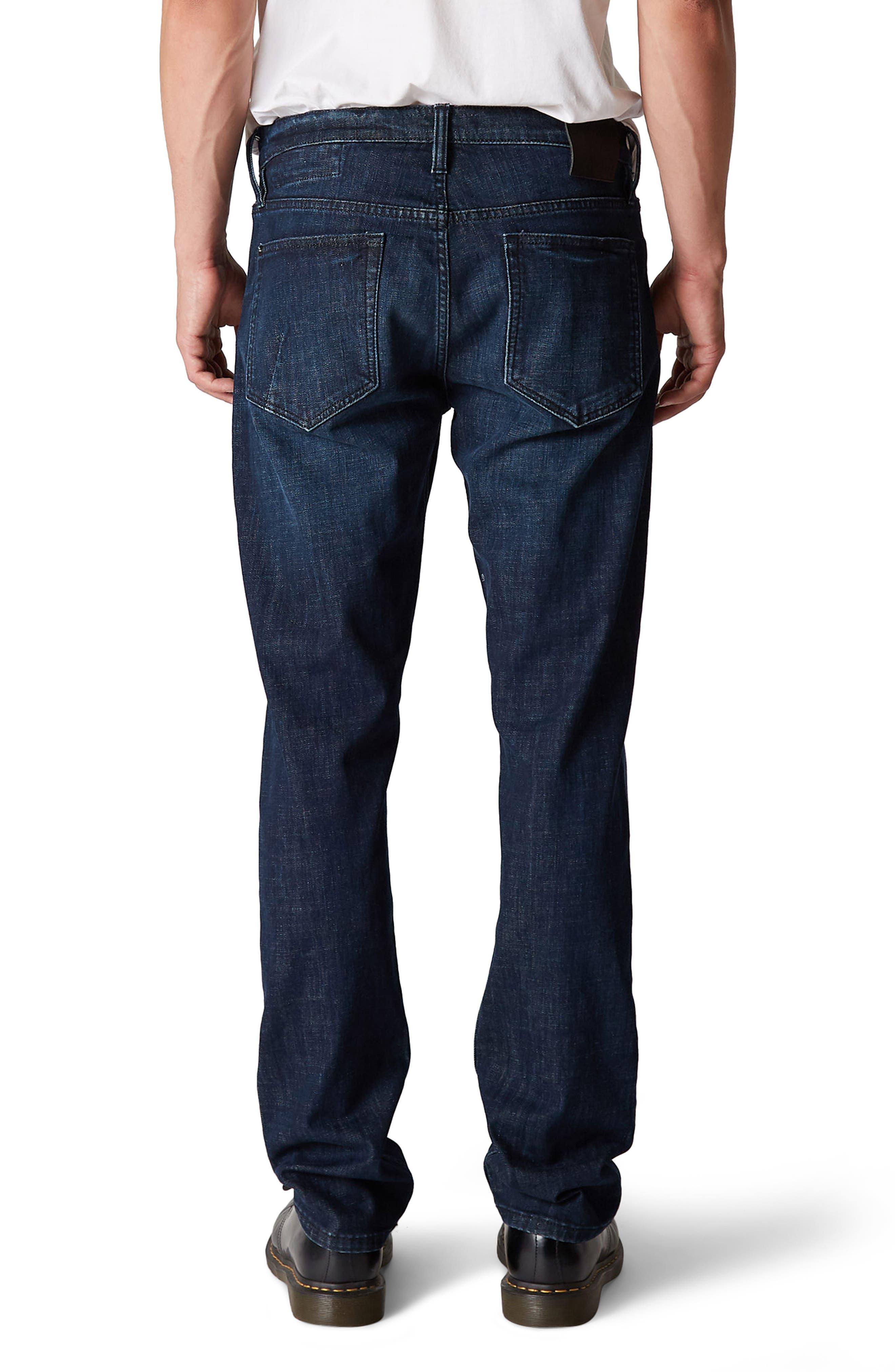 Wooster Slim Fit Jeans,                             Alternate thumbnail 2, color,                             Ten Strikes