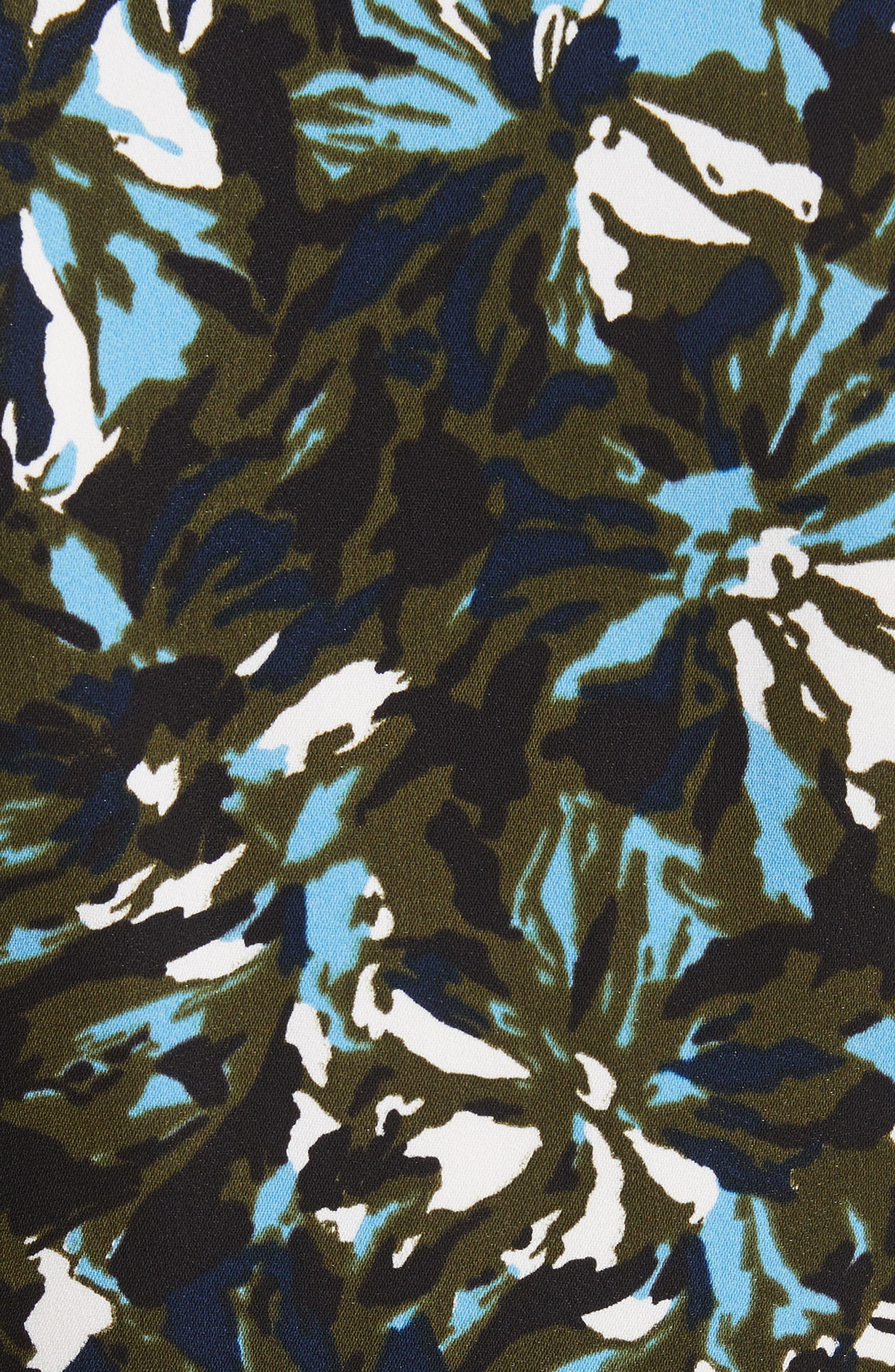 Alternate Image 5  - Veronica Beard Oakley Silk Top