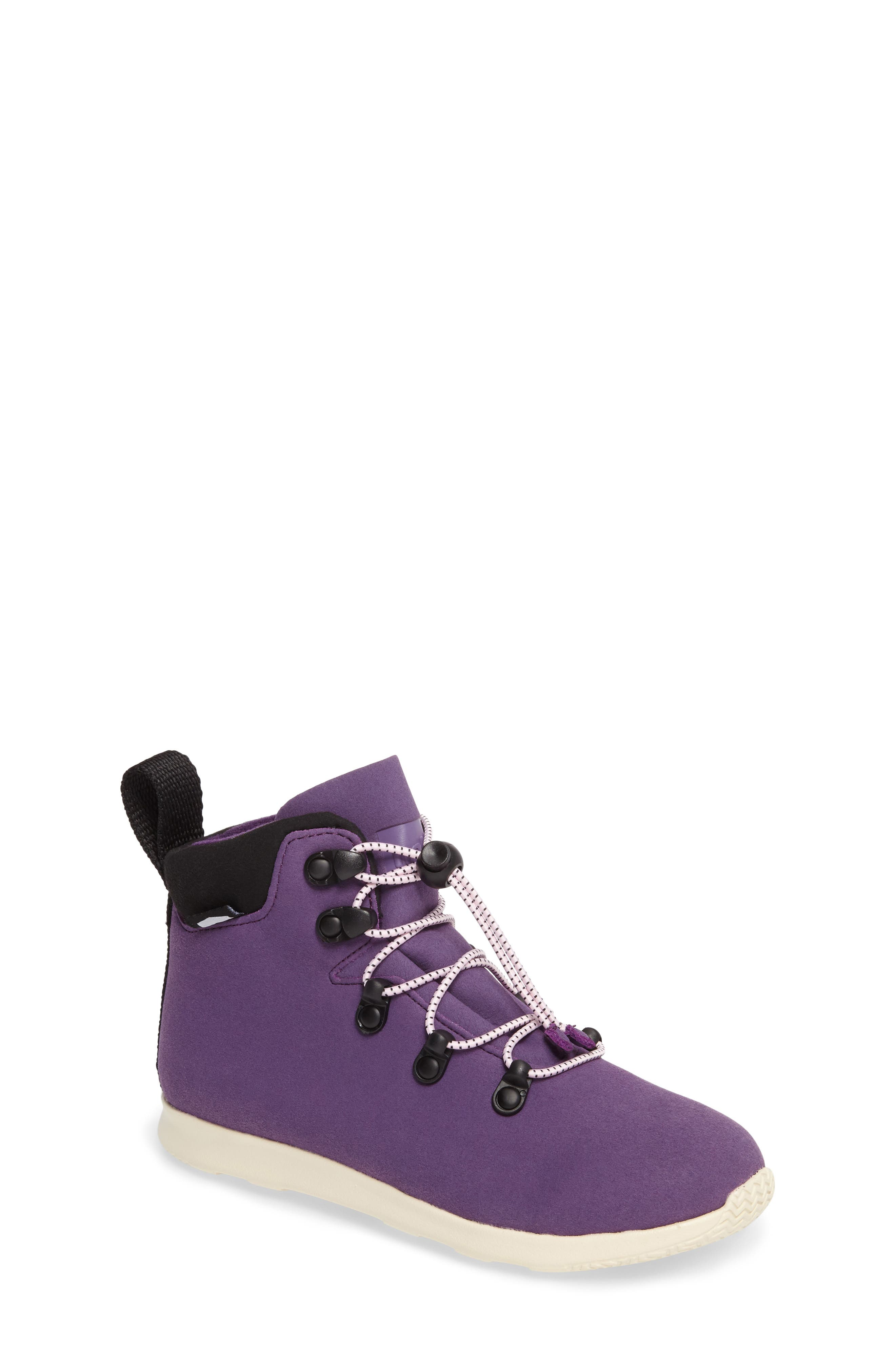 Native Shoes AP Apex Junior Sneaker Boot (Little Kid)