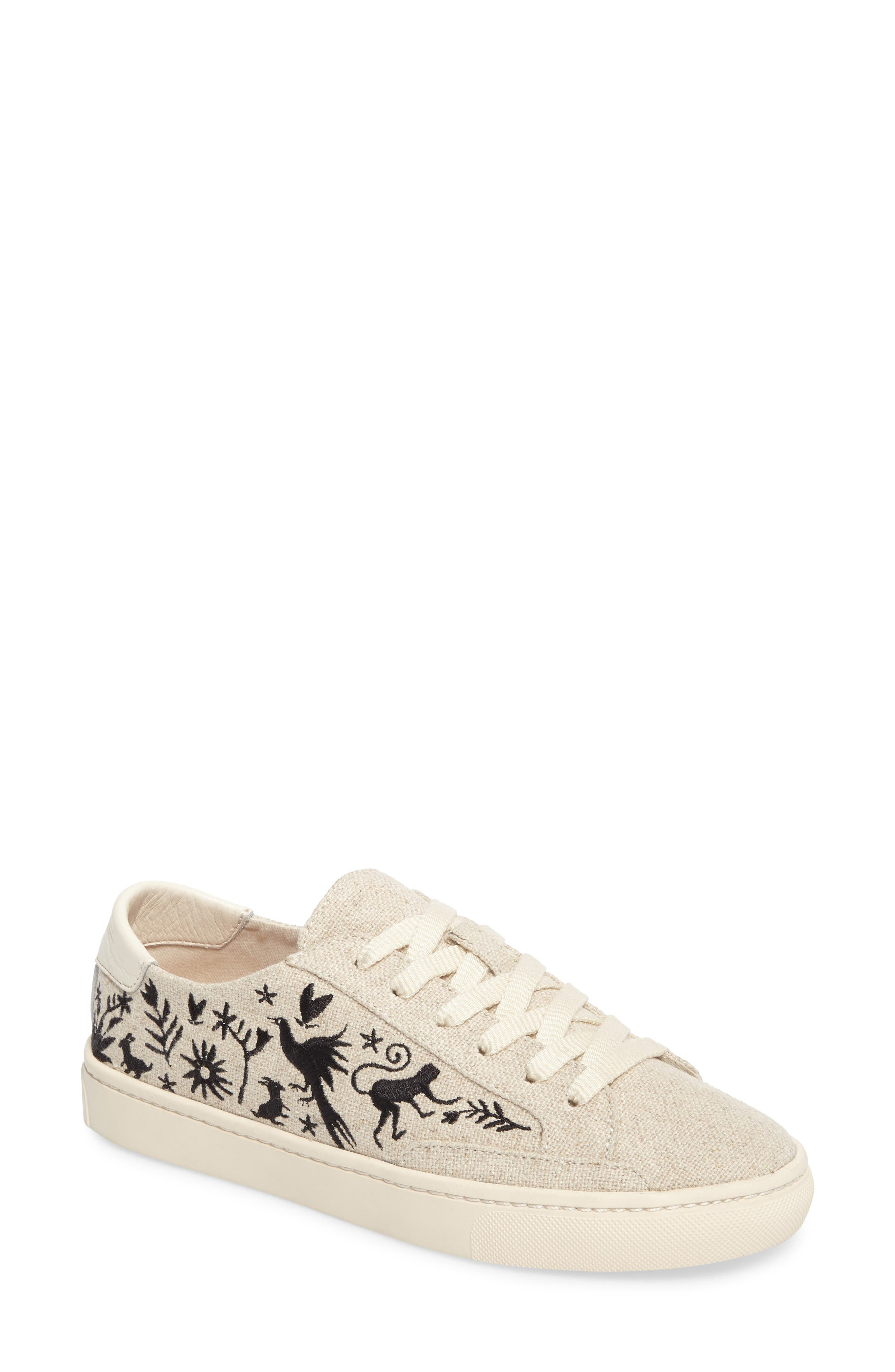 Otomi Sneaker,                         Main,                         color, Sand Black