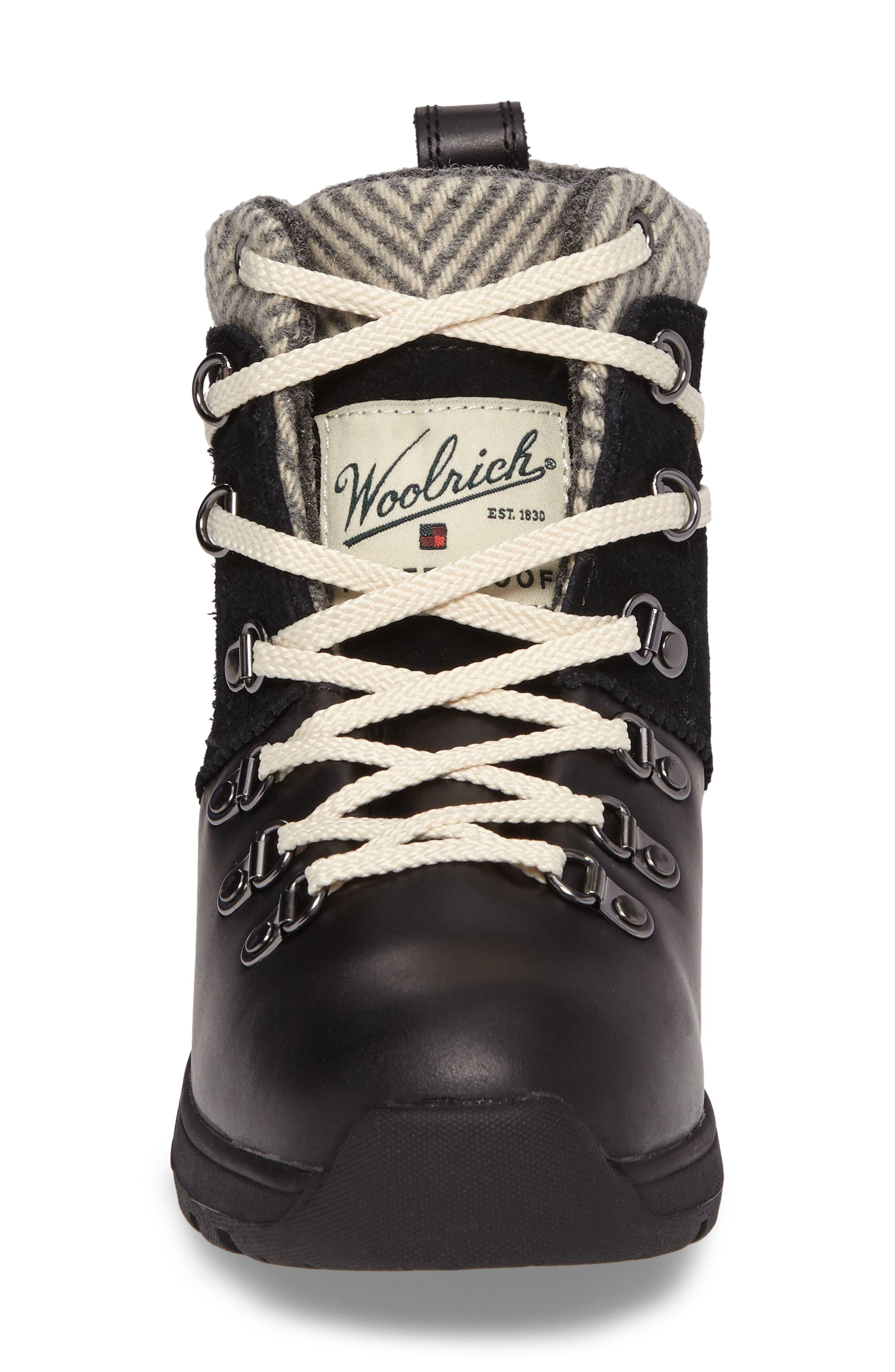 Alternate Image 4  - Woolrich Rockies II Waterproof Hiking Boot (Women)