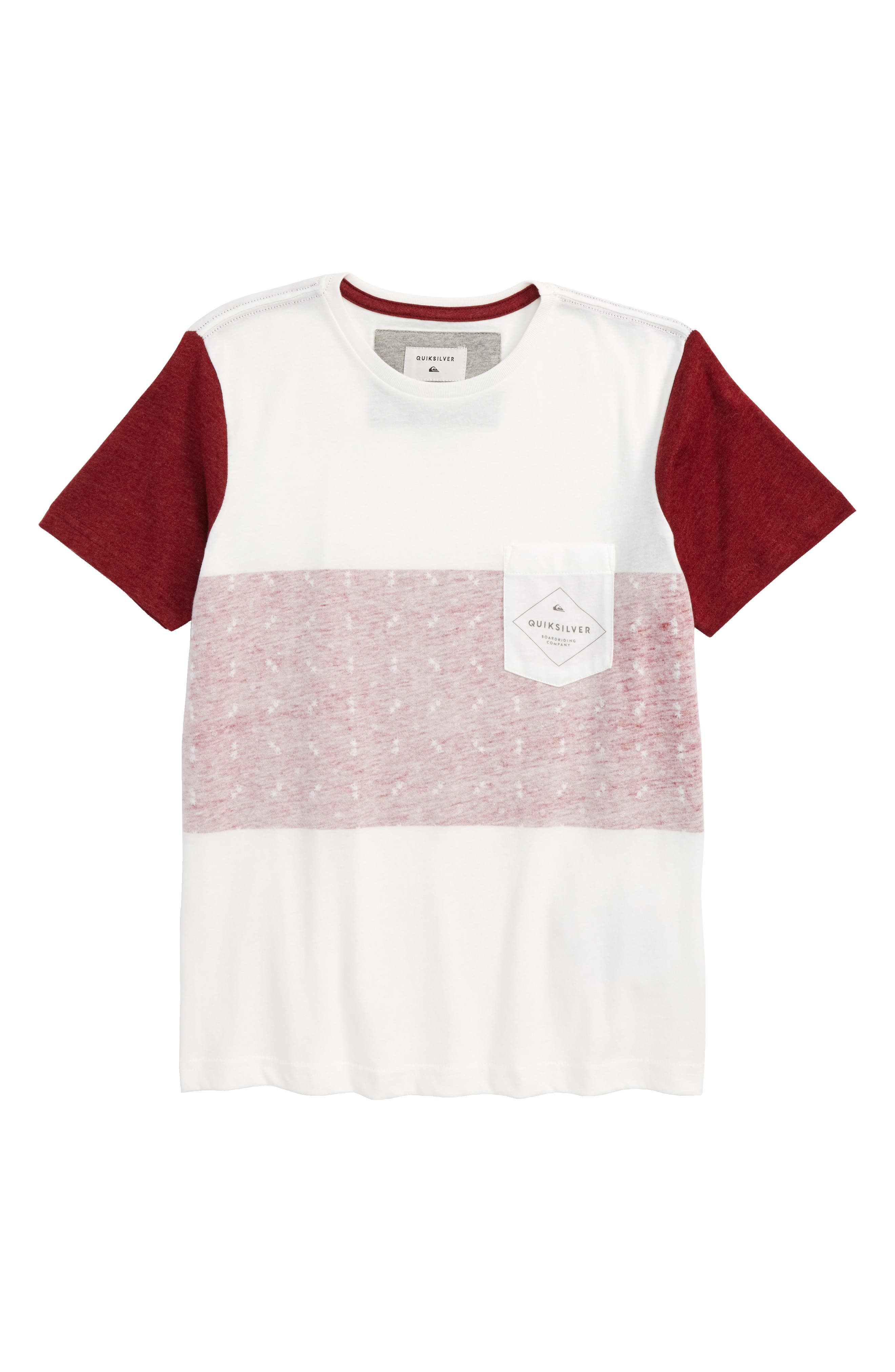 Quiksilver Pogwa T-Shirt (Big Boys)
