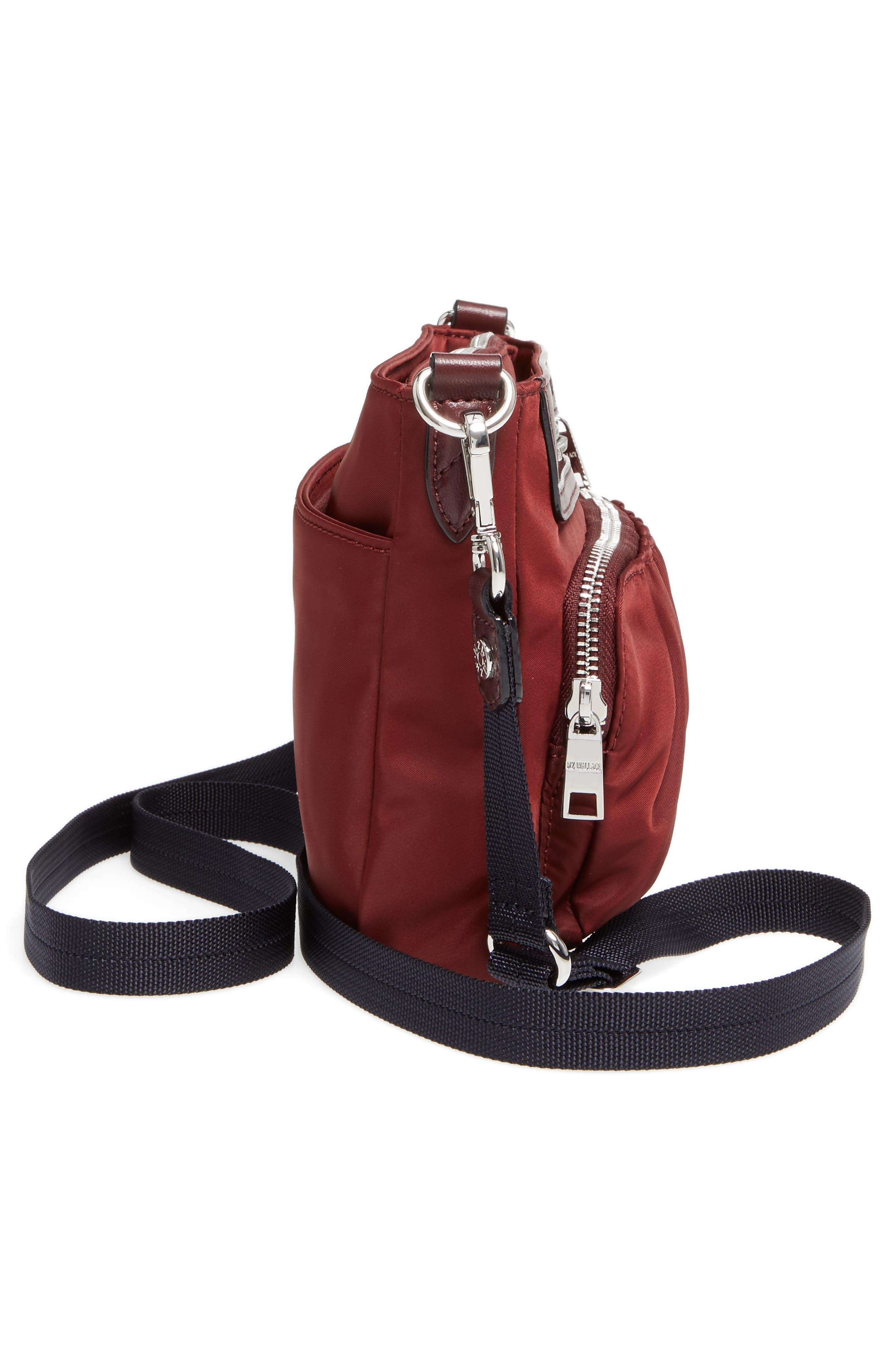 Alternate Image 5  - MZ Wallace Abbey Bedford Nylon Crossbody Bag