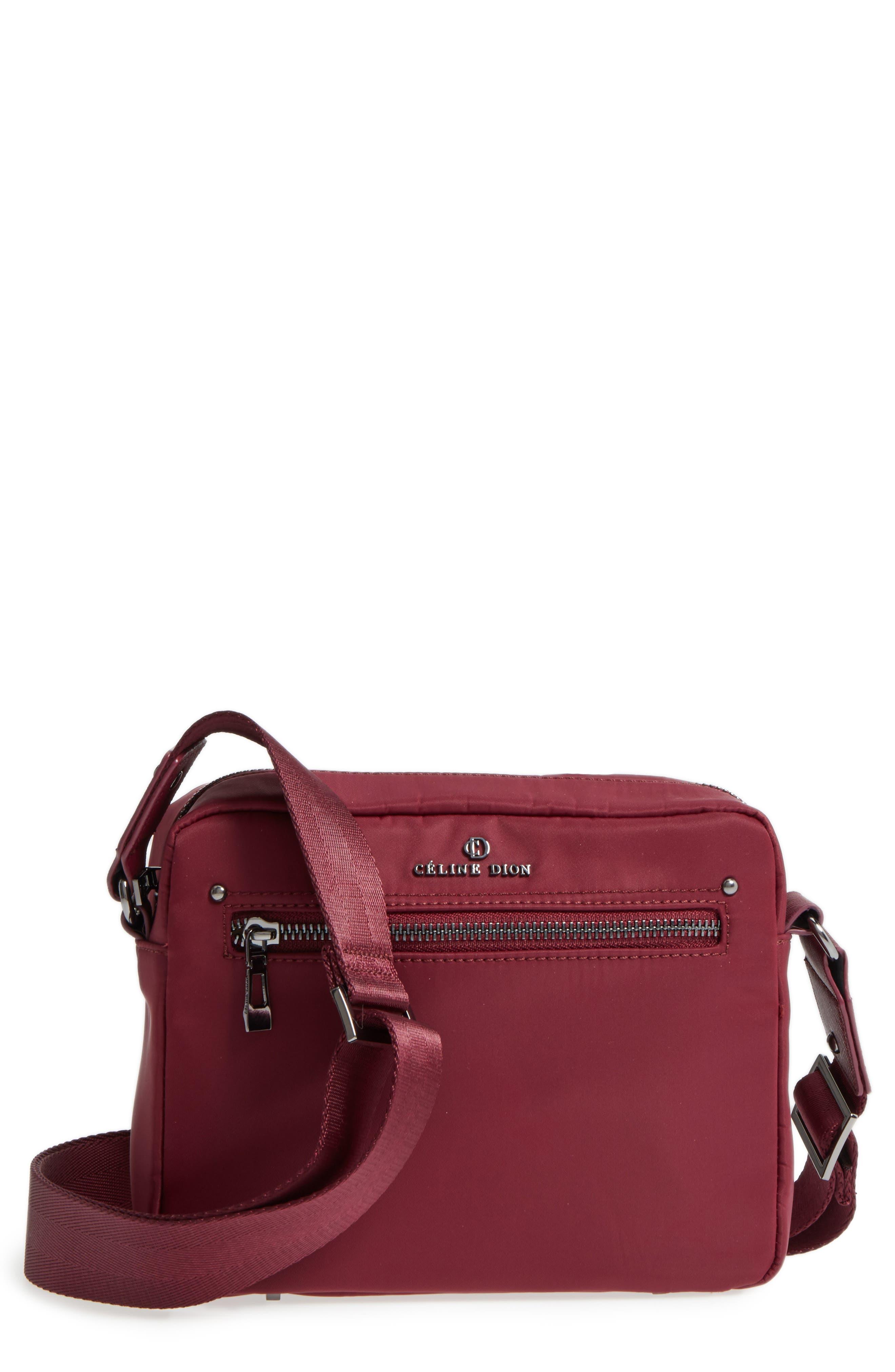 Céline Dion Presto Nylon Crossbody Bag