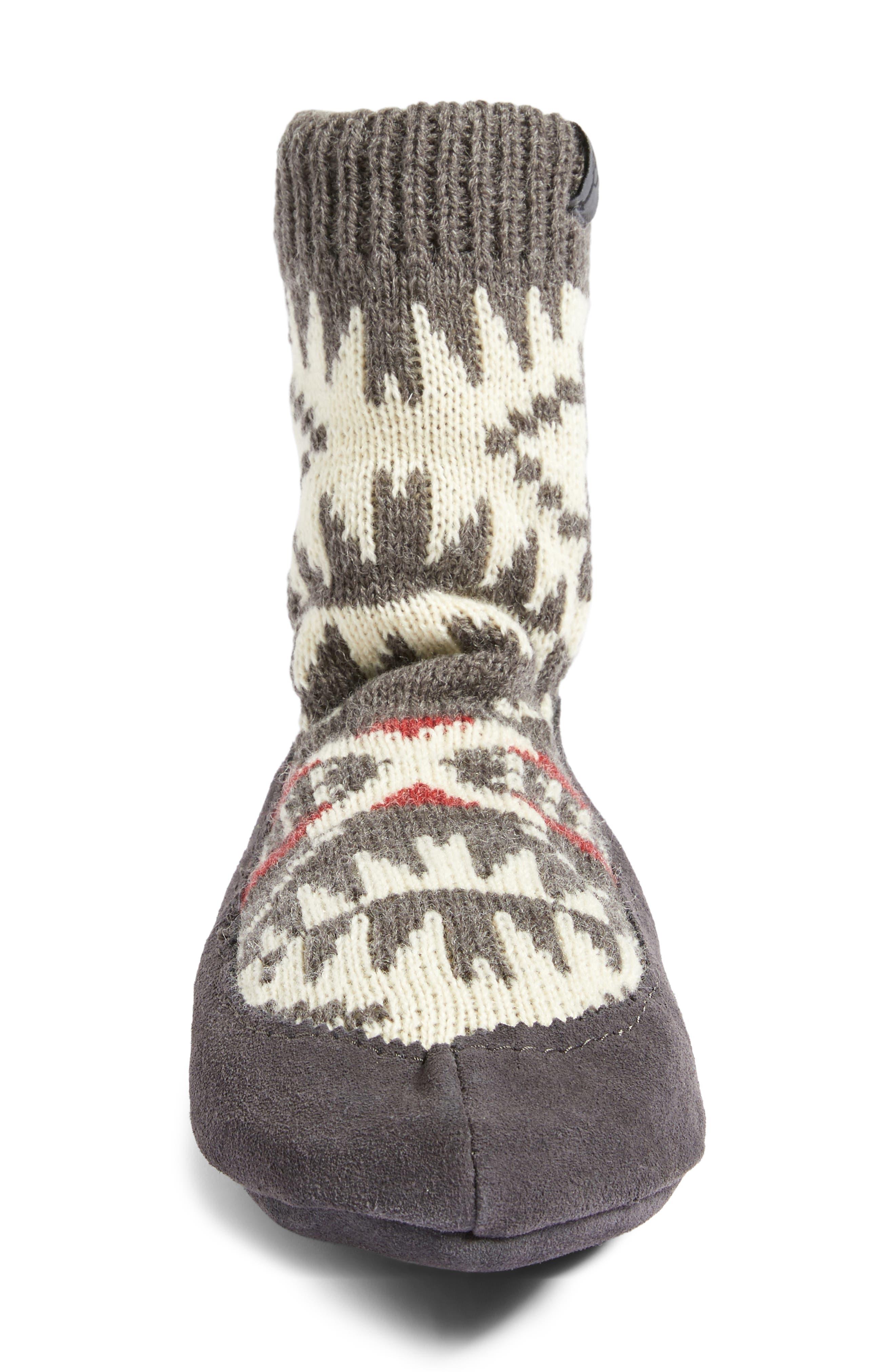 Alternate Image 4  - Pendleton Spider Rock Homestead Slipper Socks