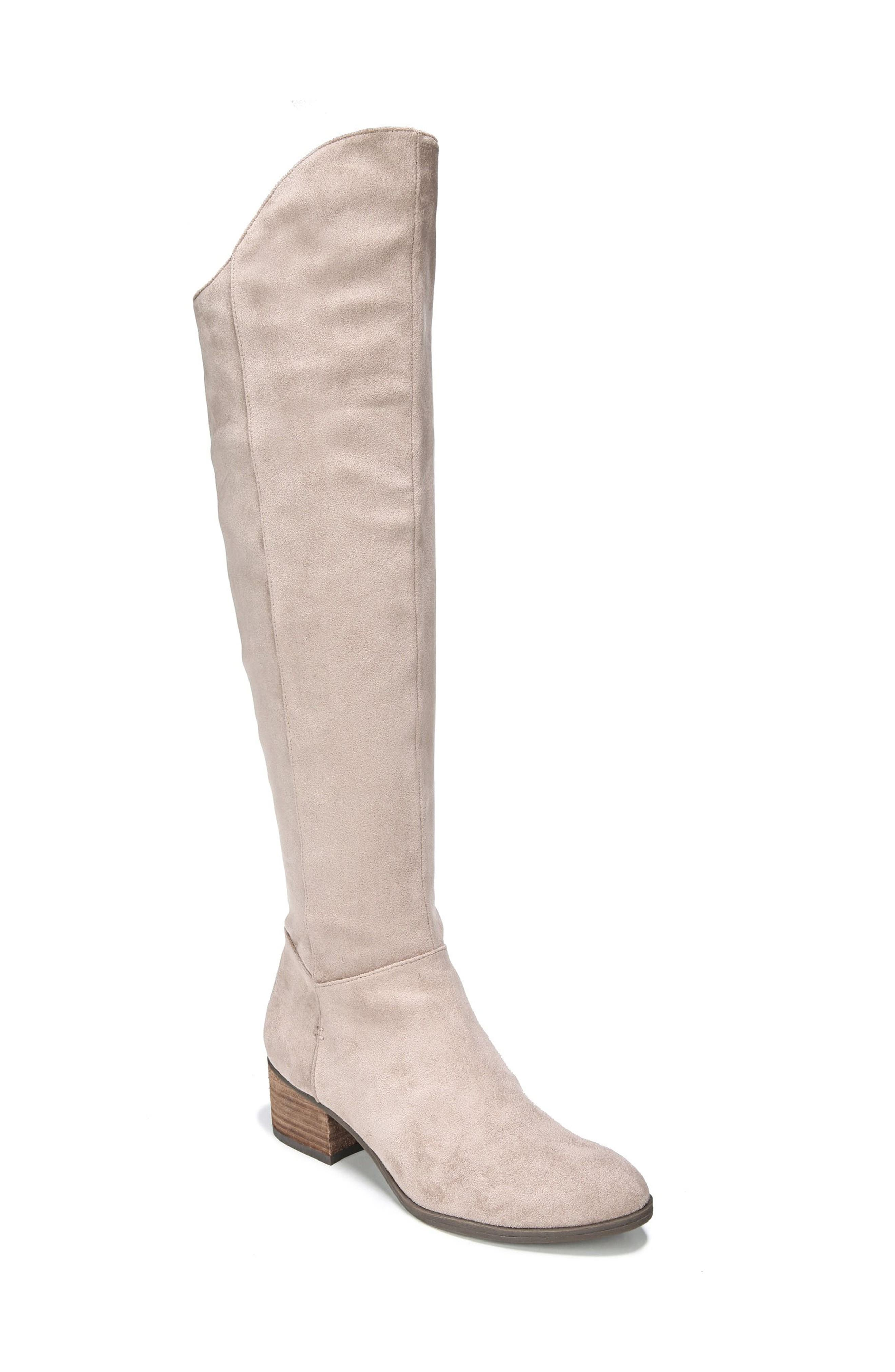 Tribute Boot,                         Main,                         color, Putty Fabric