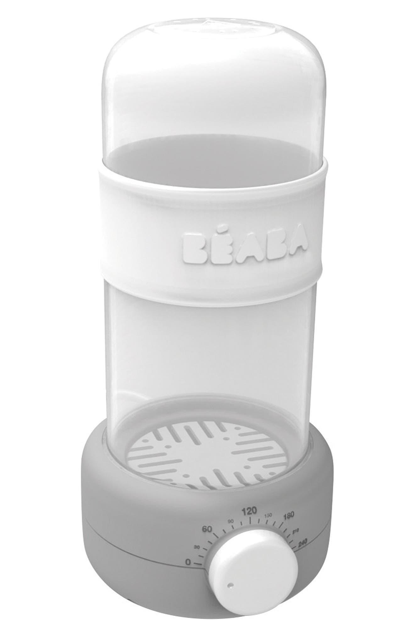 Baby Milk Bottle Warmer,                             Alternate thumbnail 4, color,                             Cloud