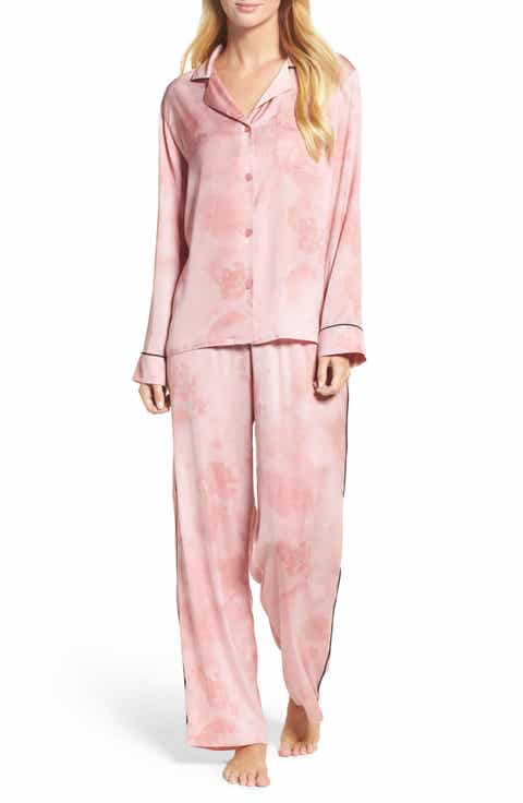 DKNY Washed Satin Pajamas