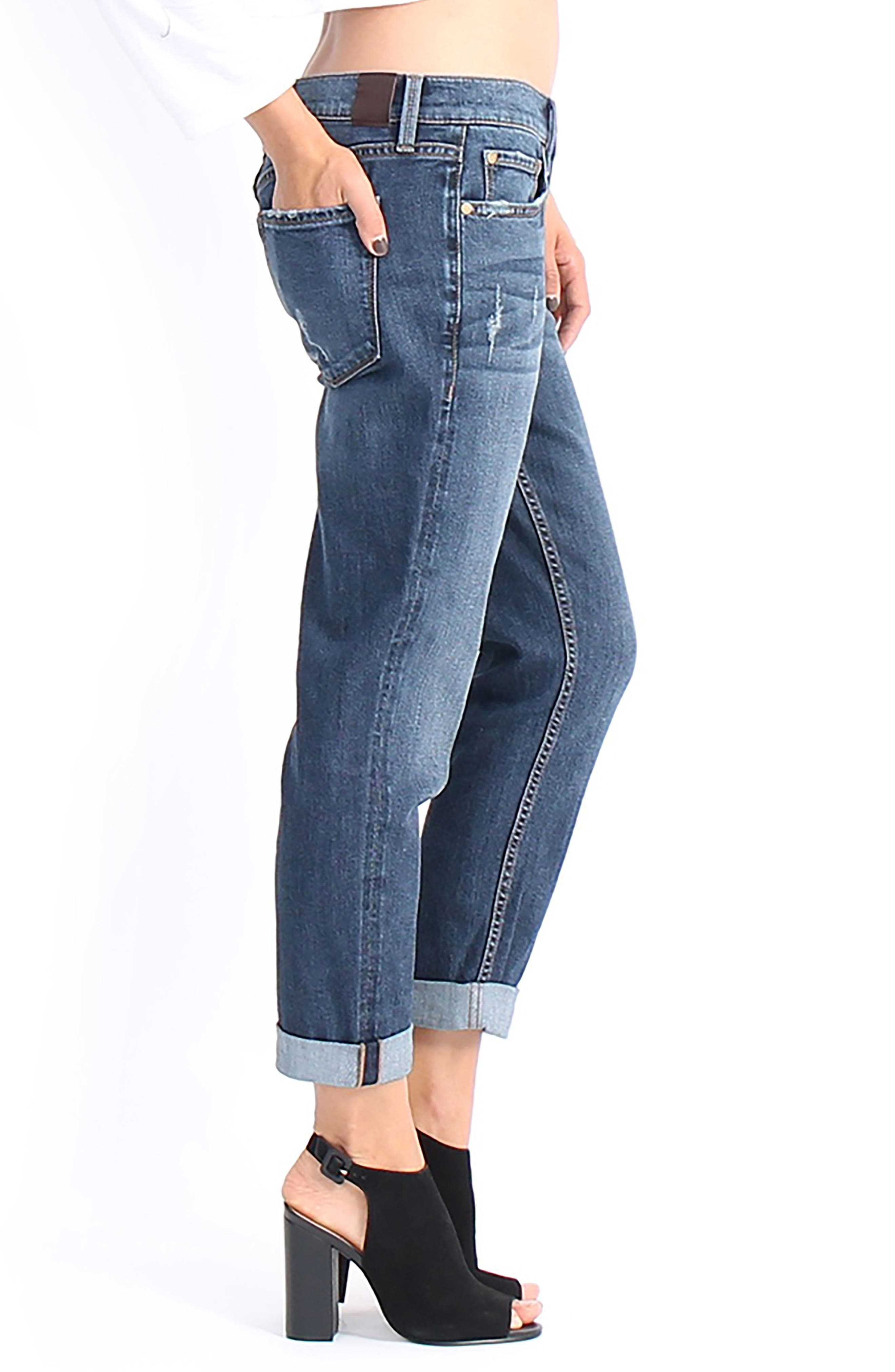 Alternate Image 3  - Level 99 Sienna Stretch Ankle Jeans