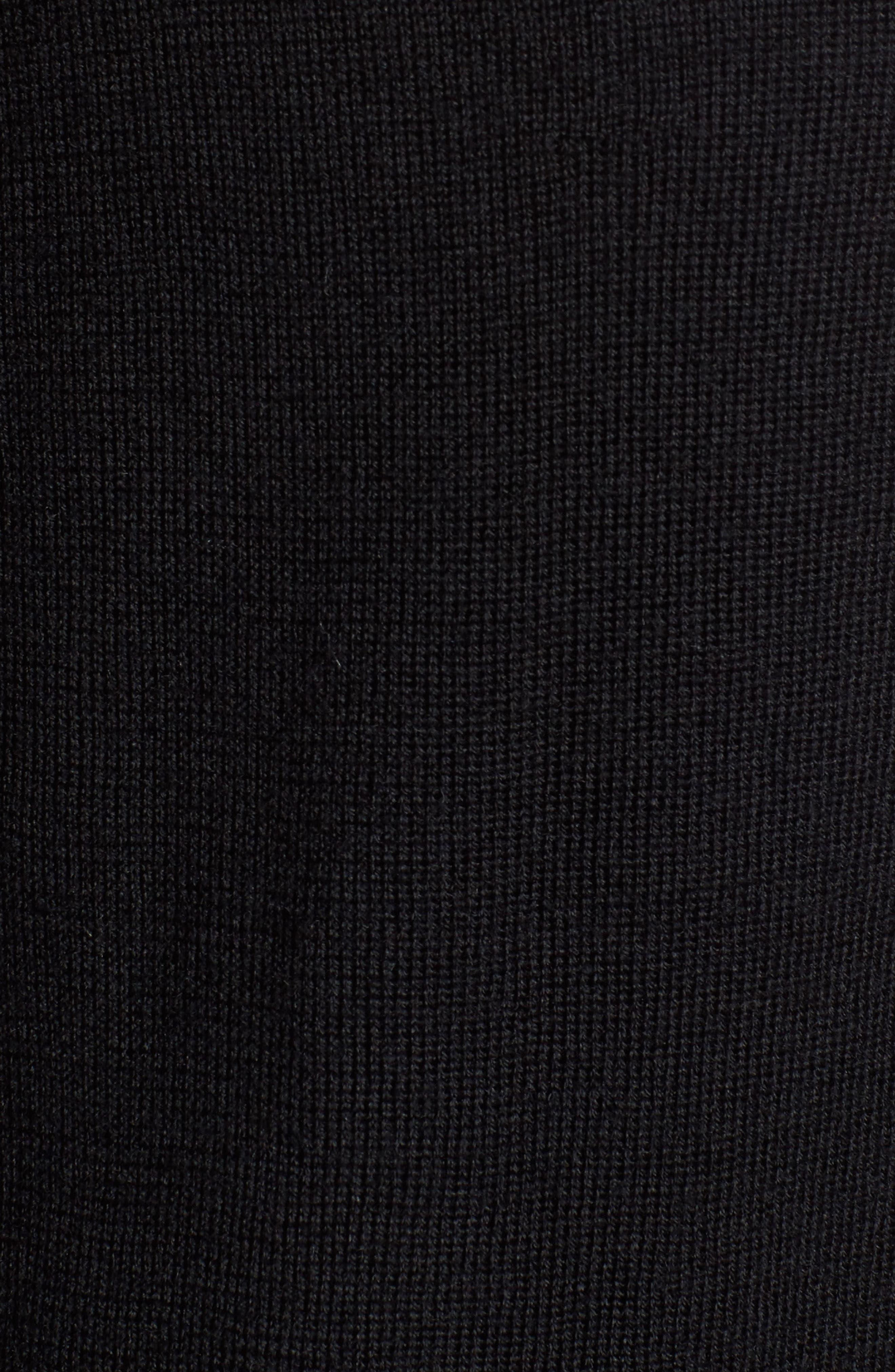 Alternate Image 5  - Eileen Fisher Long Merino Wool Cardigan (Regular & Petite)