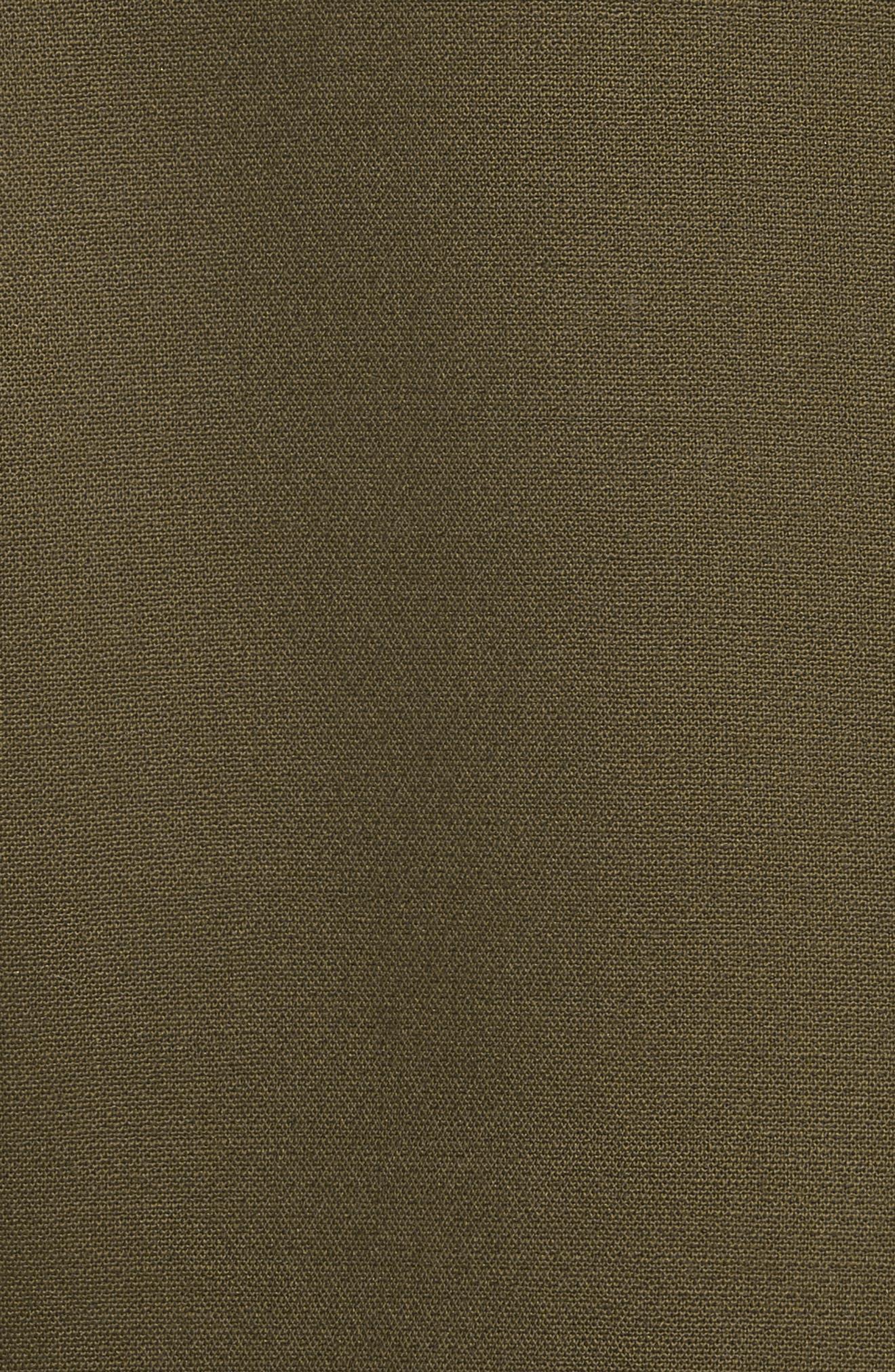 Pagoda Cadet Jacket,                             Alternate thumbnail 5, color,                             Army