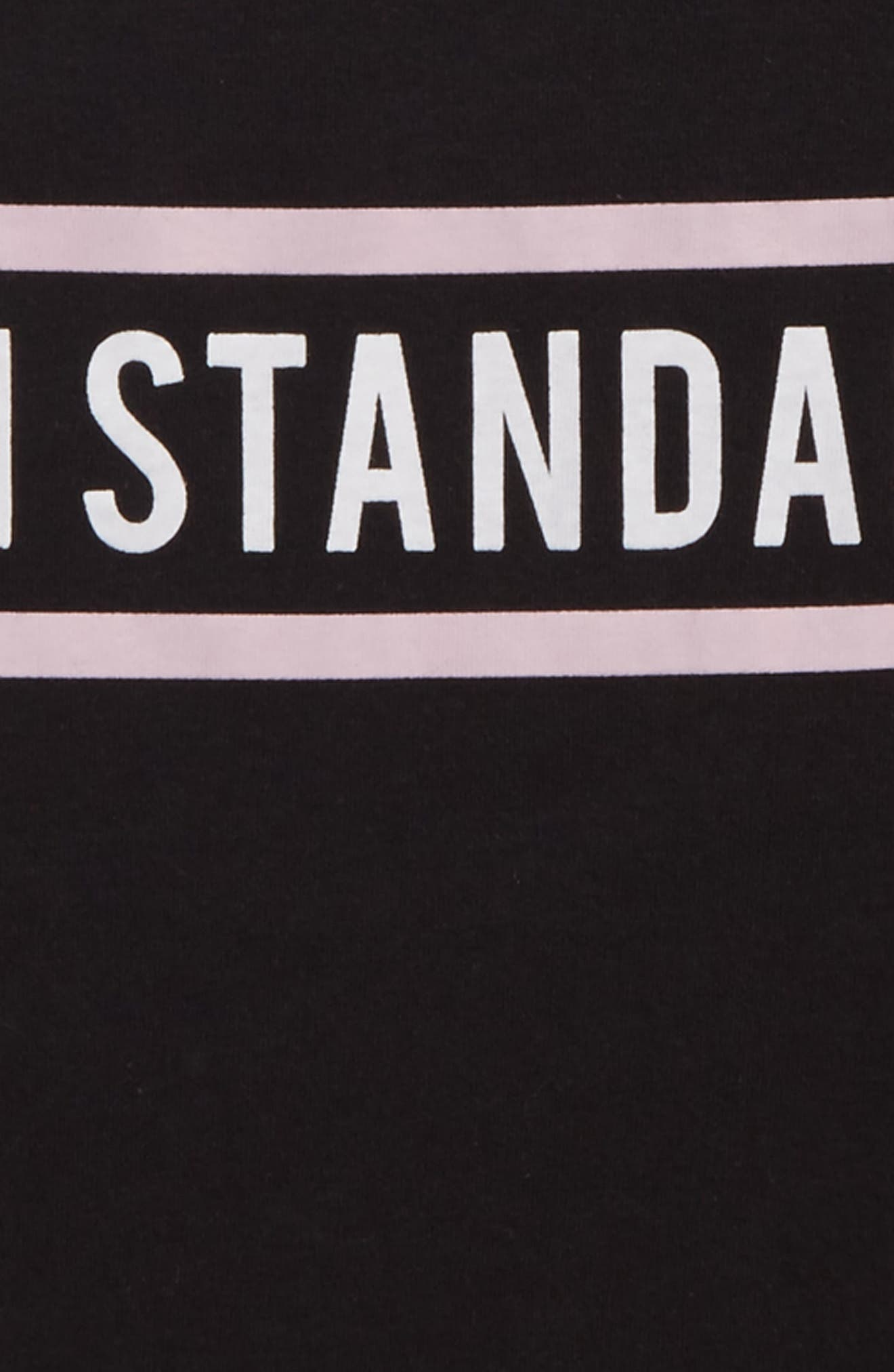 Graphic Tee,                             Alternate thumbnail 2, color,                             Black Rock High Standards