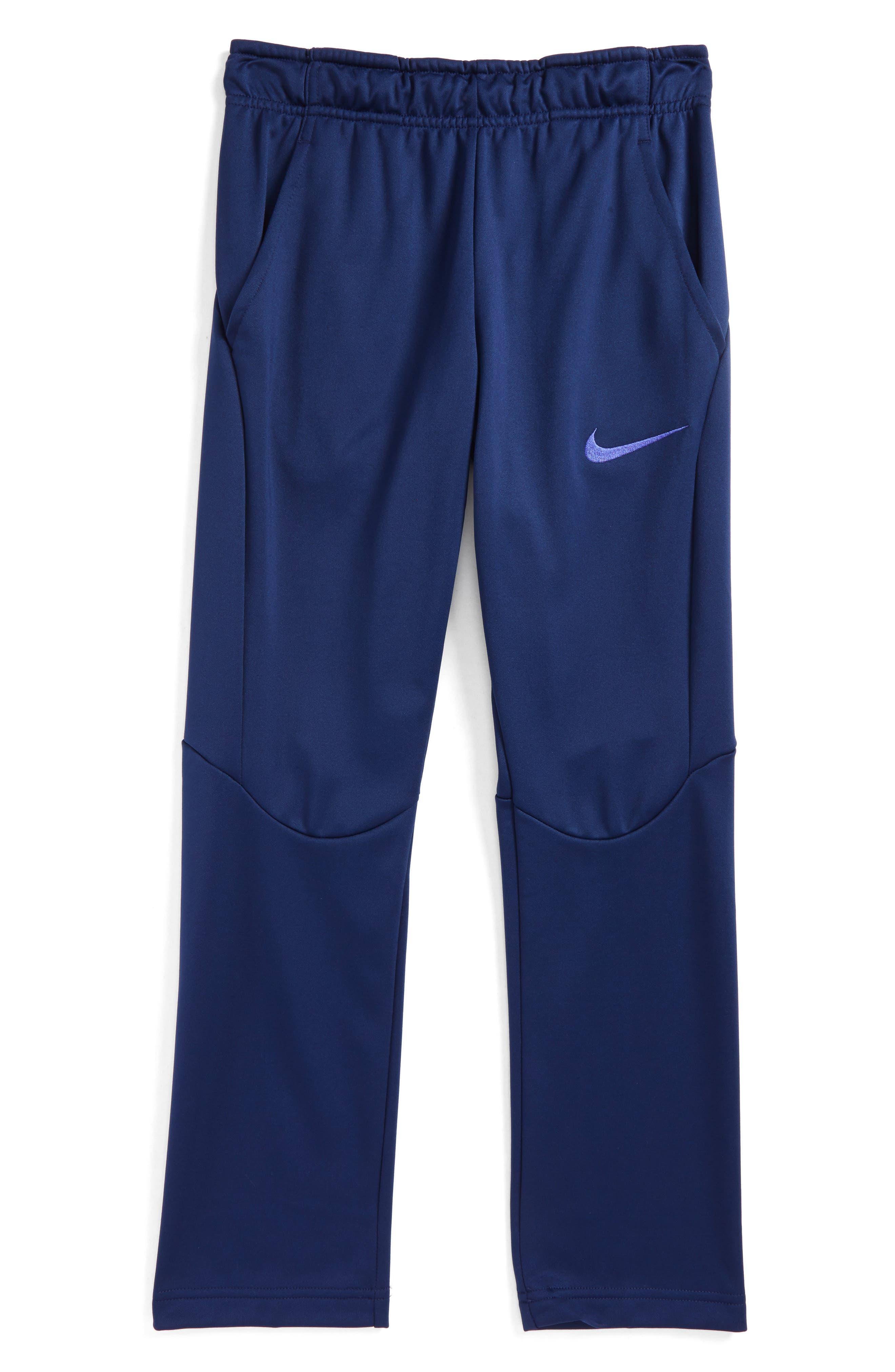 Main Image - Nike Therma-FIT Training Pants (Little Boys & Big Boys)