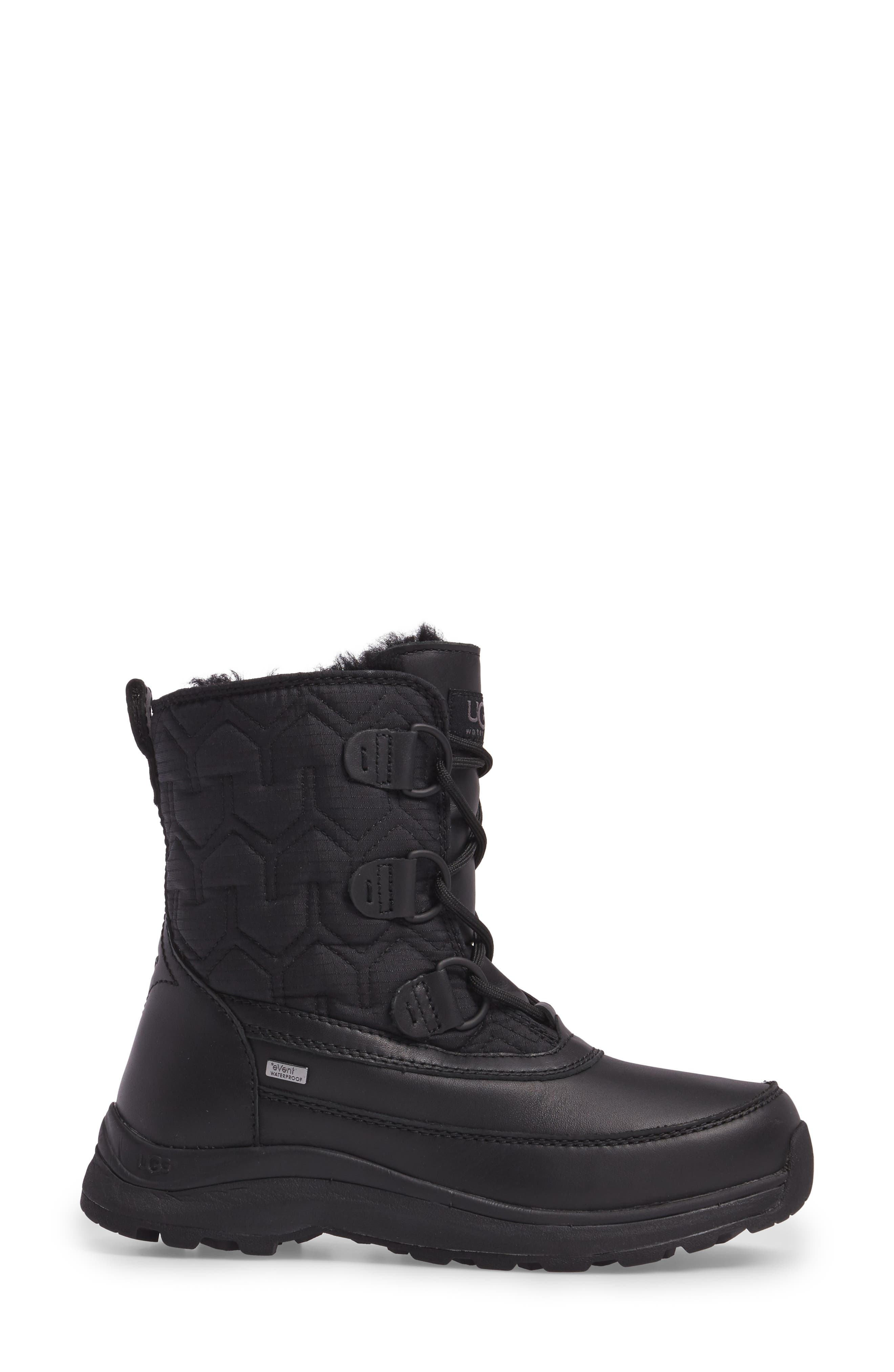 Alternate Image 3  - UGG® Lachlan Waterproof Insulated Snow Boot (Women)