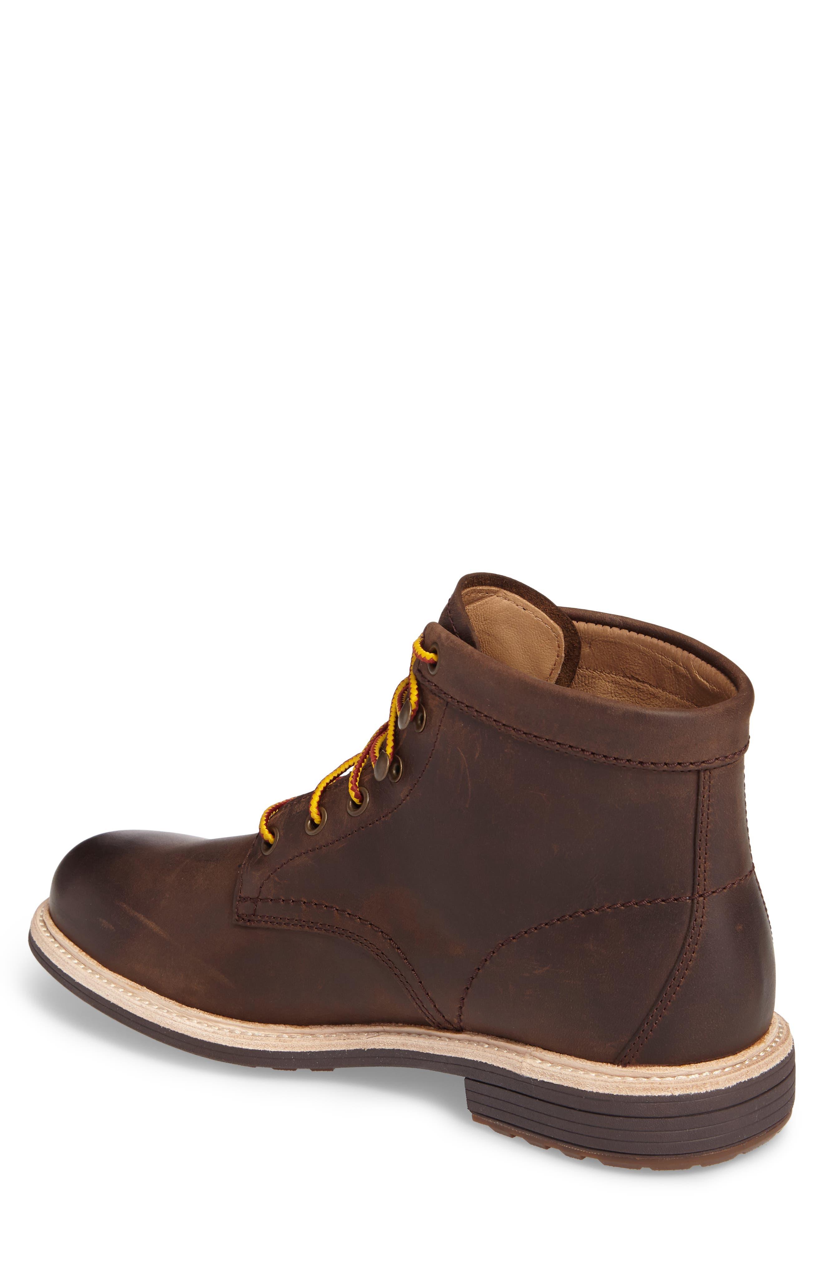 Vestmar Plain Toe Boot,                             Alternate thumbnail 2, color,                             Grizzly