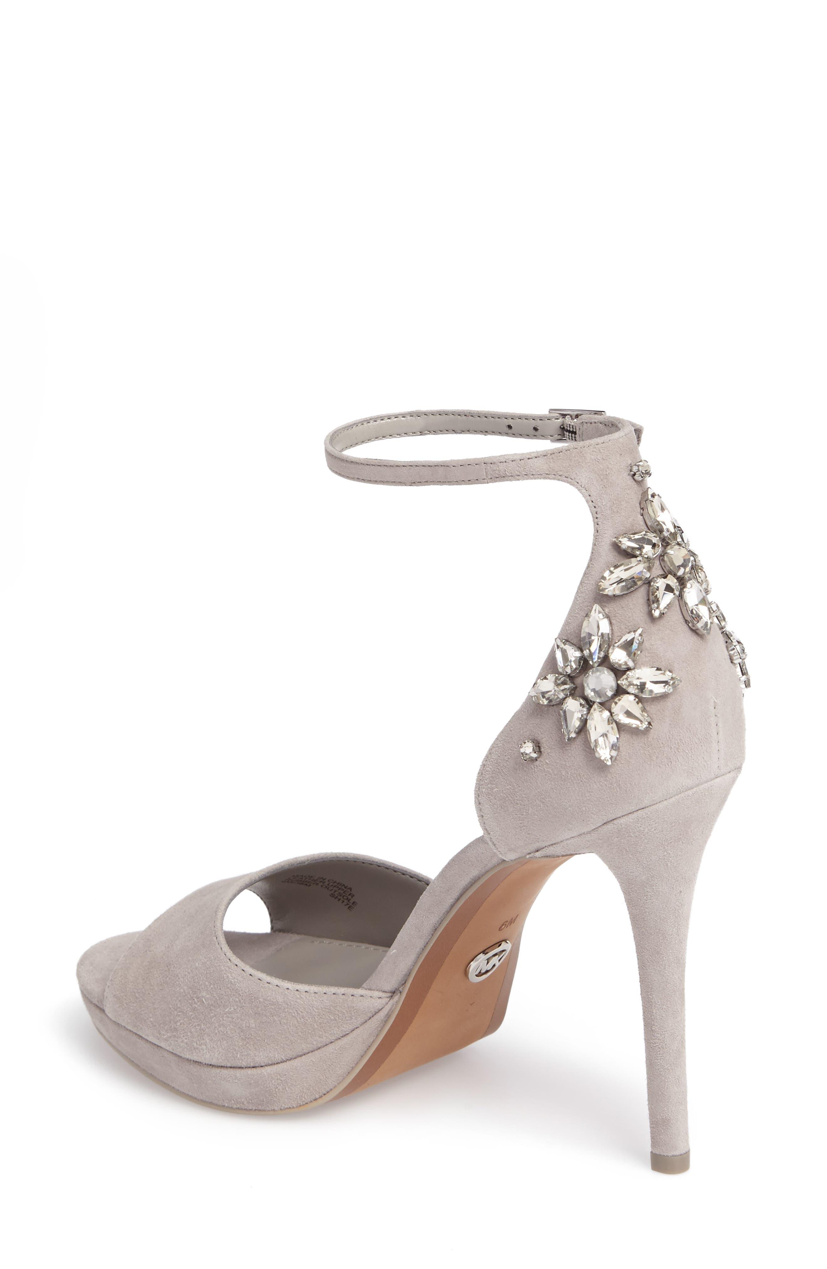 Alternate Image 2  - MICHAEL Michael Kors Patti Platform Sandal (Women)