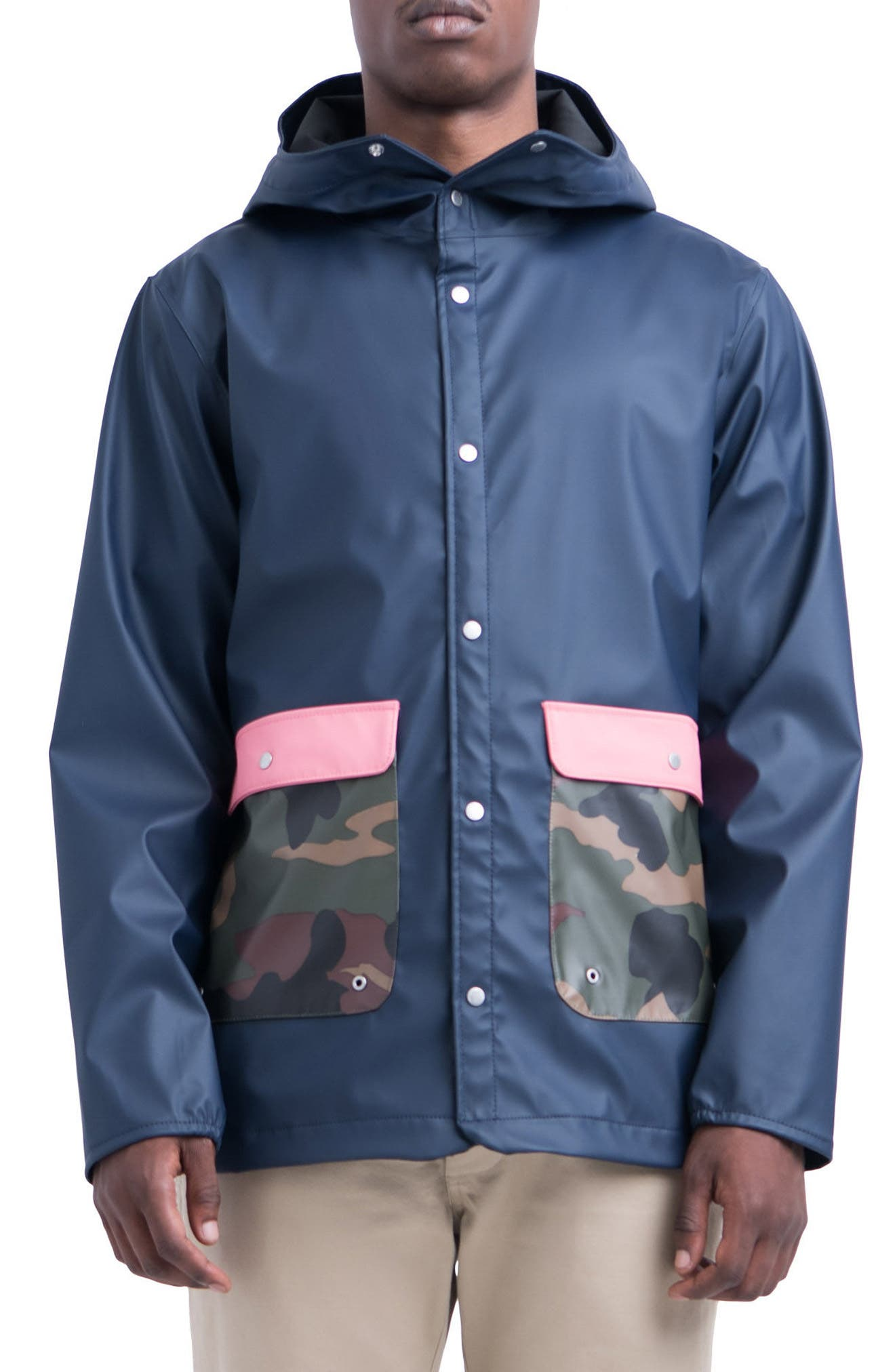 Alternate Image 1 Selected - Herschel Supply Co. Forecast Parka