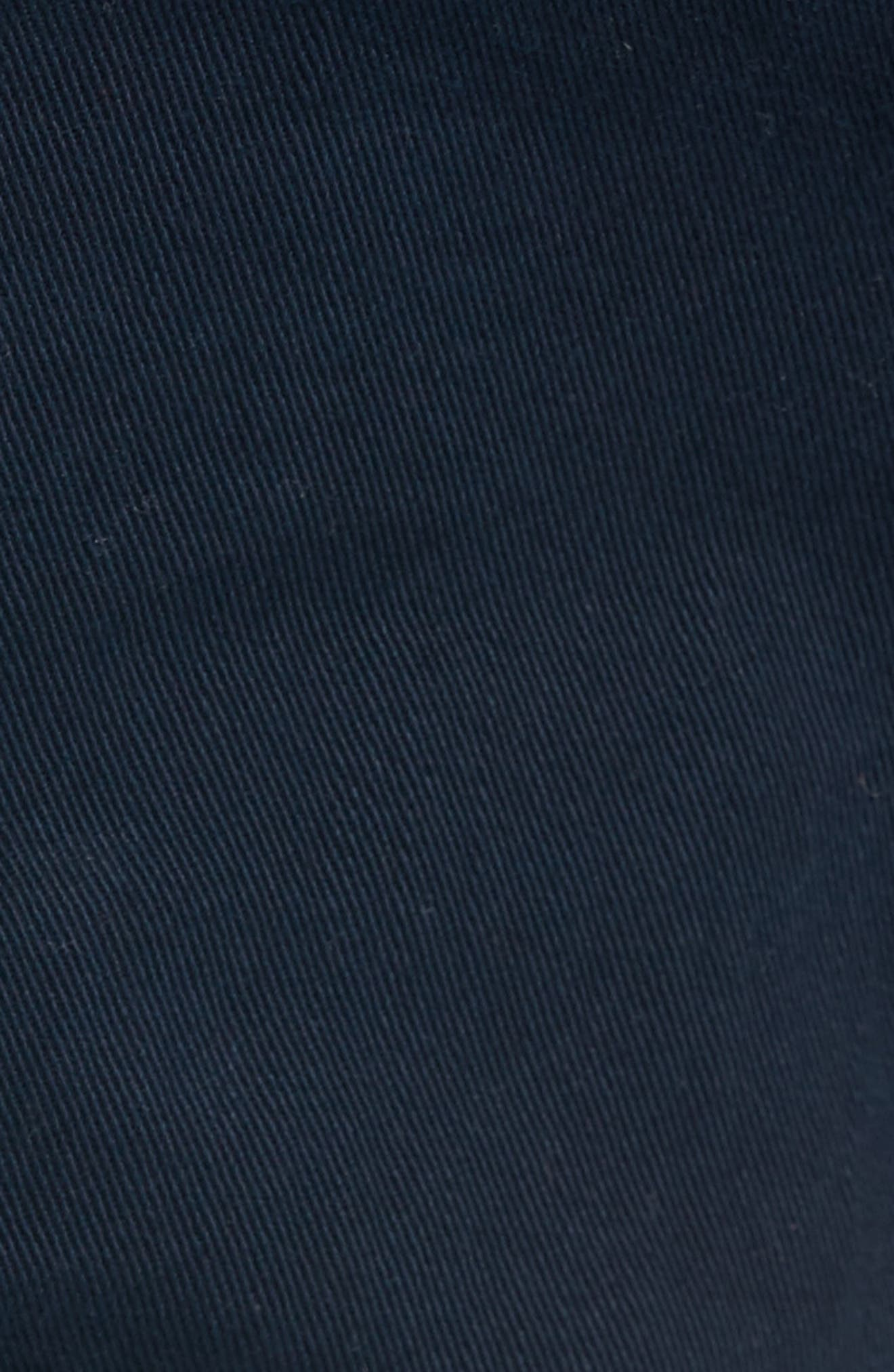 Greyson Cargo Biker Skinny Fit Jeans,                             Alternate thumbnail 5, color,                             Ink