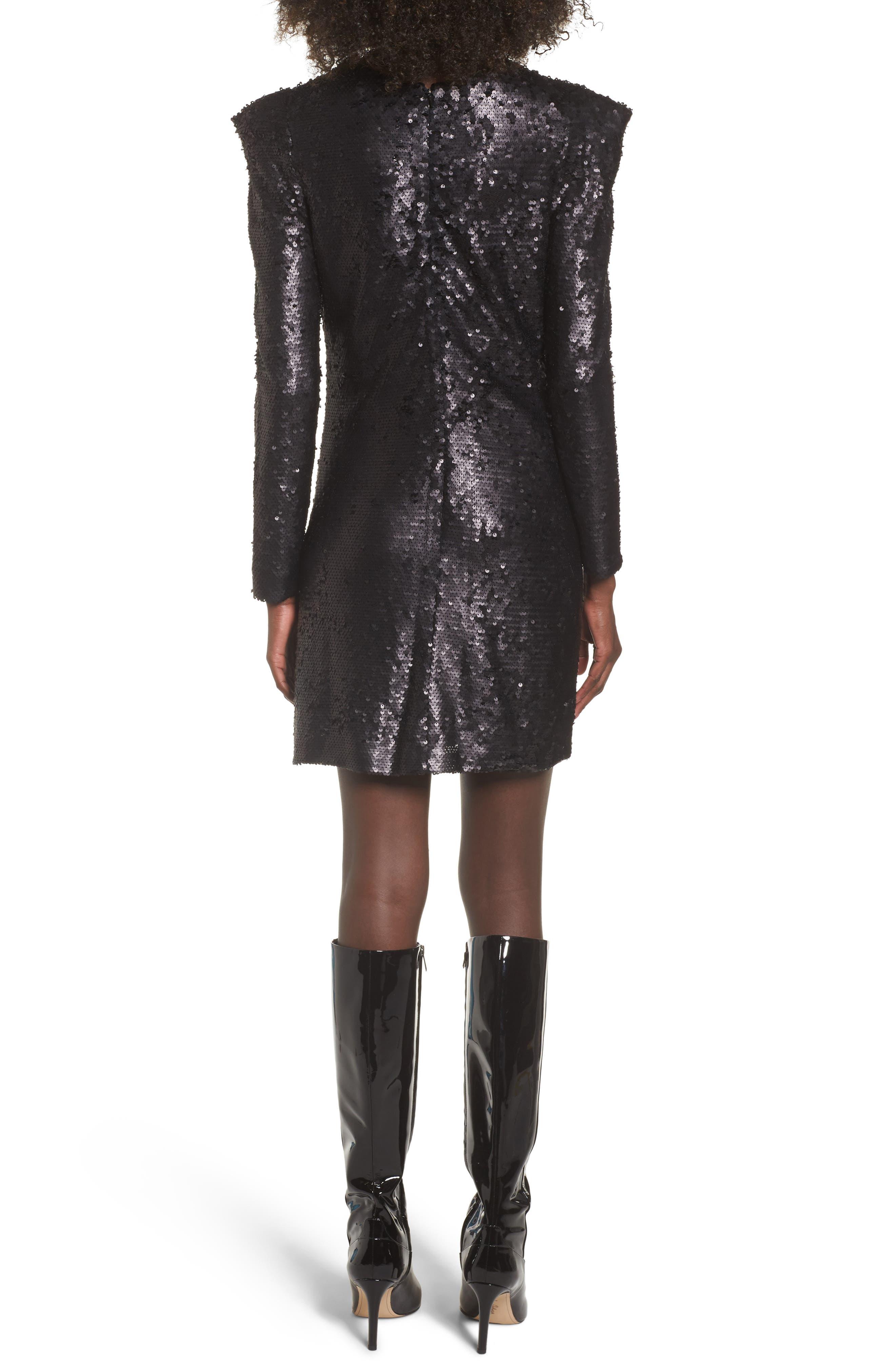 Alternate Image 2  - Leith Sequin Dress