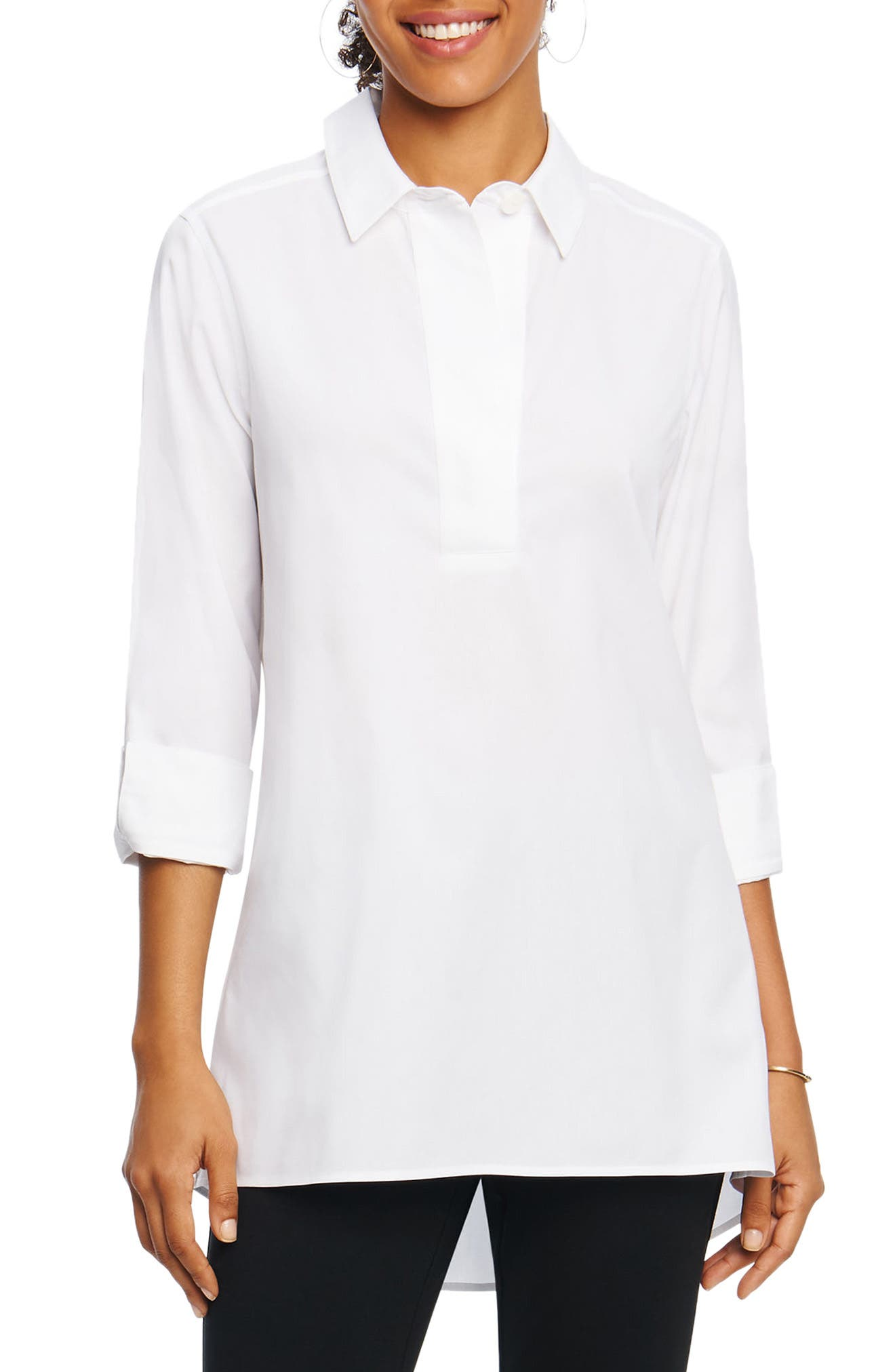 Main Image - Foxcroft Bre Stretch Tunic