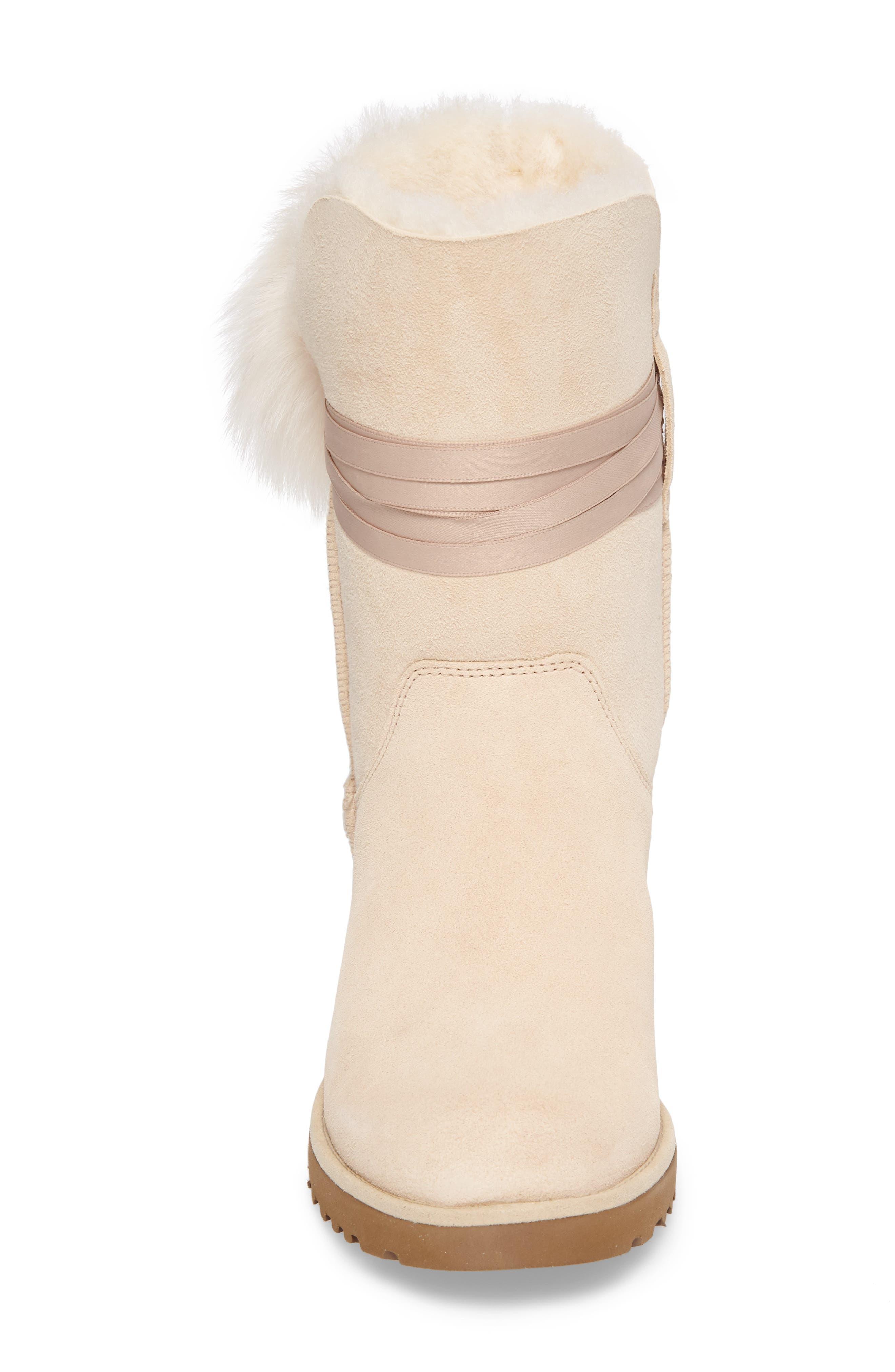 Alternate Image 5  - UGG® Brita Boot (Women)