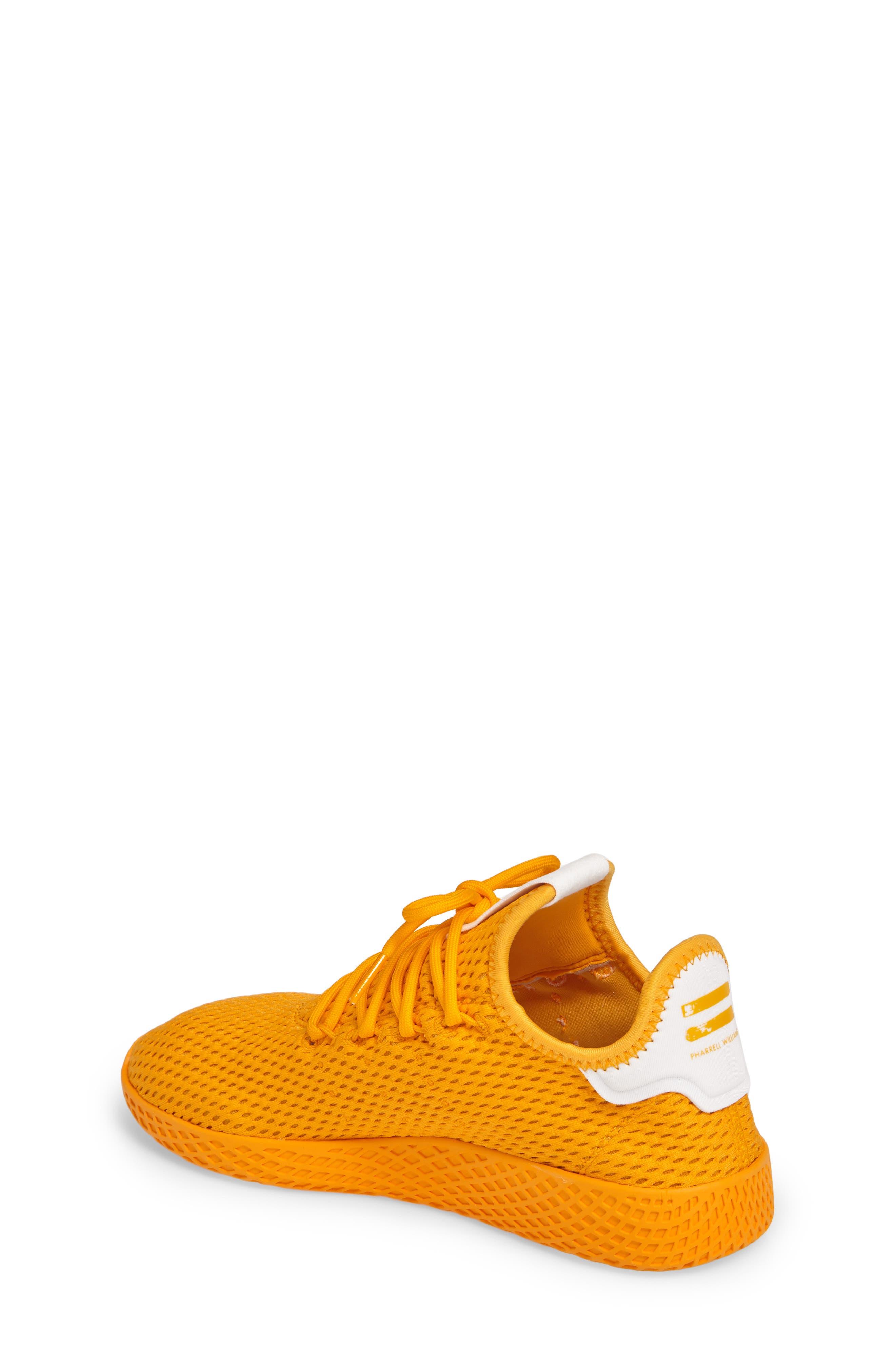 Alternate Image 2  - adidas Originals x Pharrell Williams The Summers Mesh Sneaker (Big Kid)