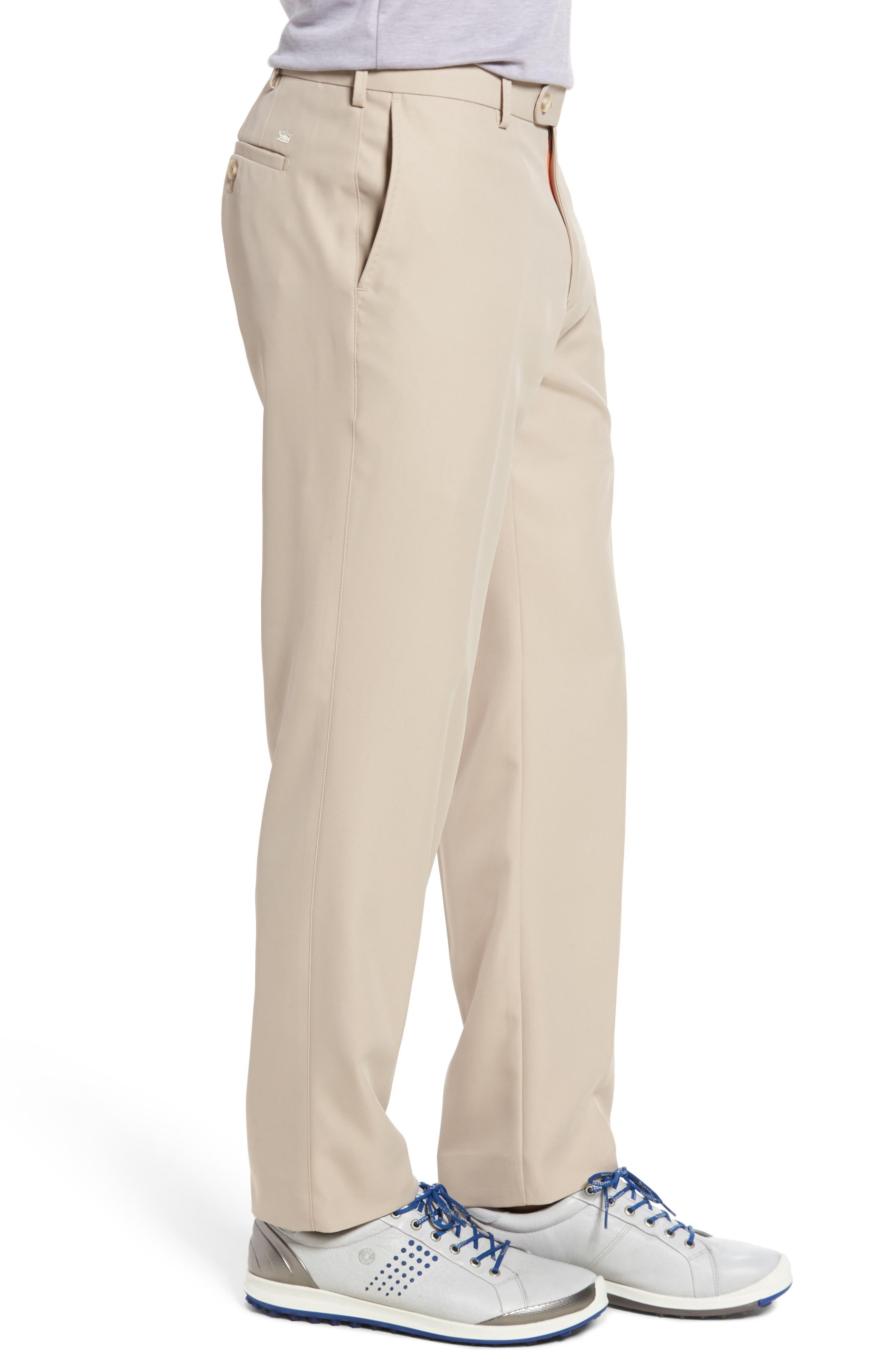 Alternate Image 3  - Peter Millar Durham High Drape Performance Pants