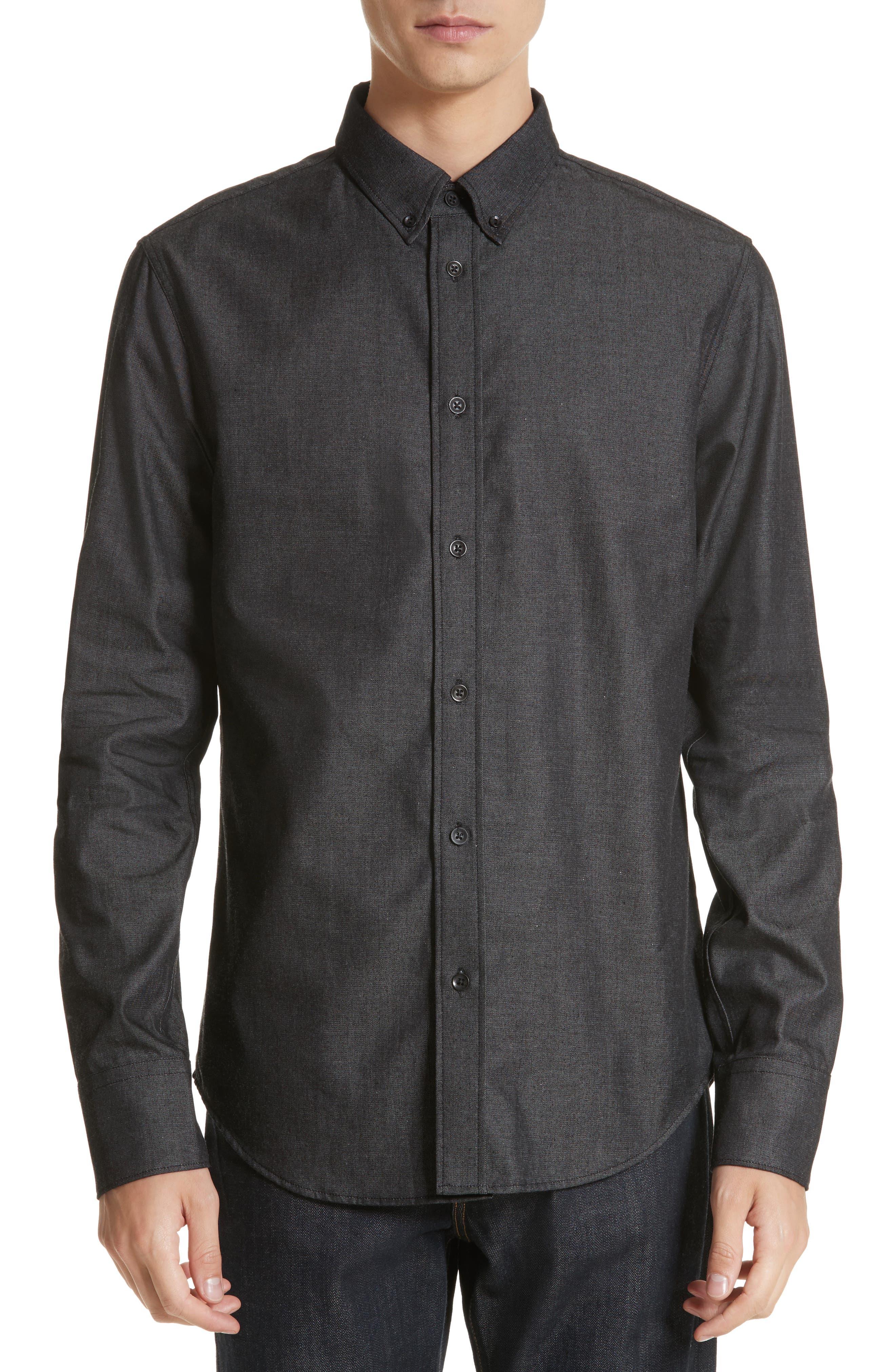 Fit 2 Tomlin Shirt,                         Main,                         color, Black