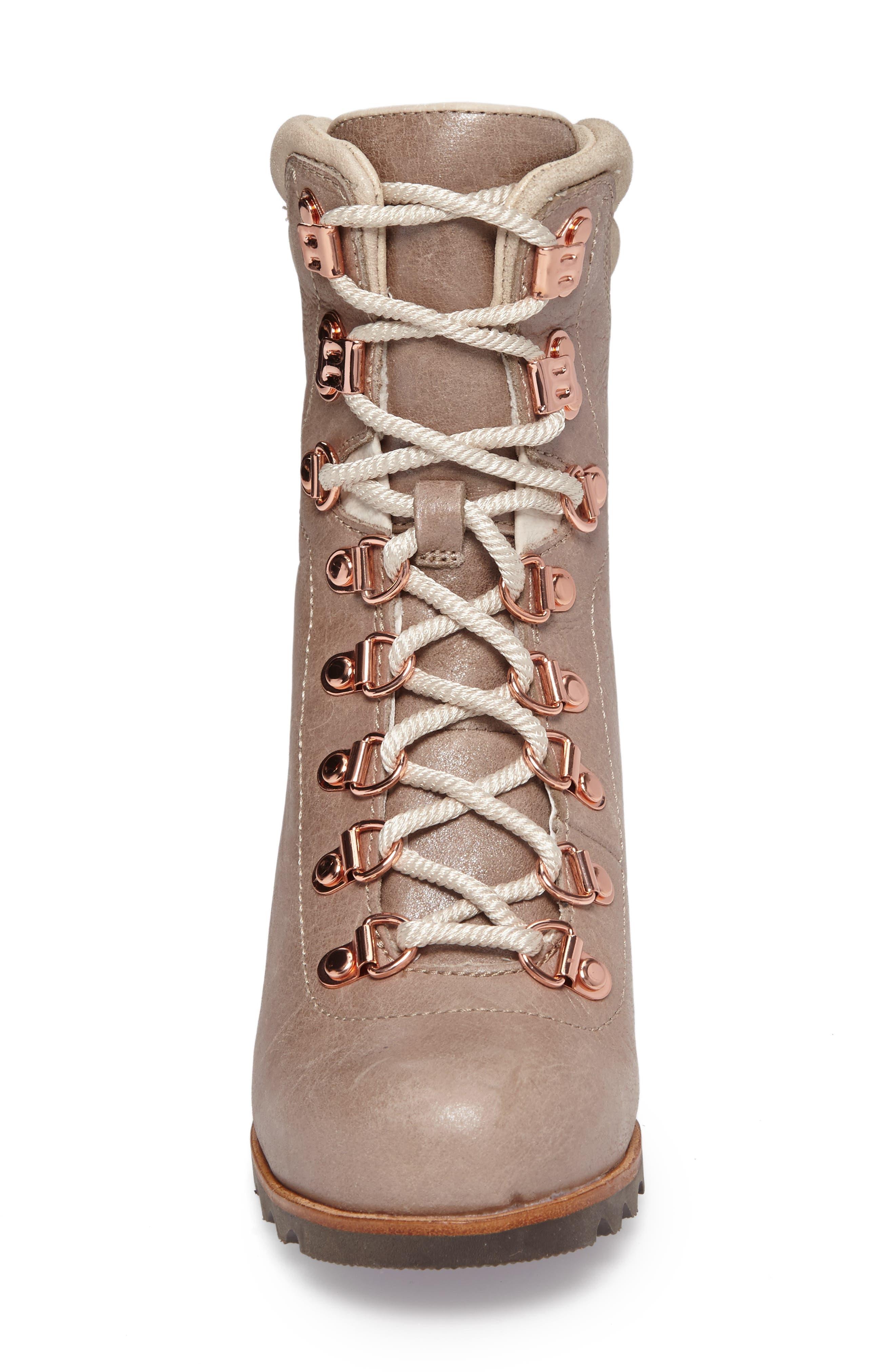 Alternate Image 4  - SOREL 'Conquest' Waterproof Wedge Boot (Women)