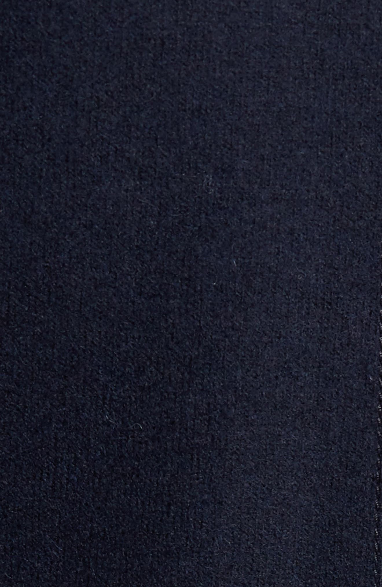 Alternate Image 5  - Zachary Prell Faux Fur Trim Jacket