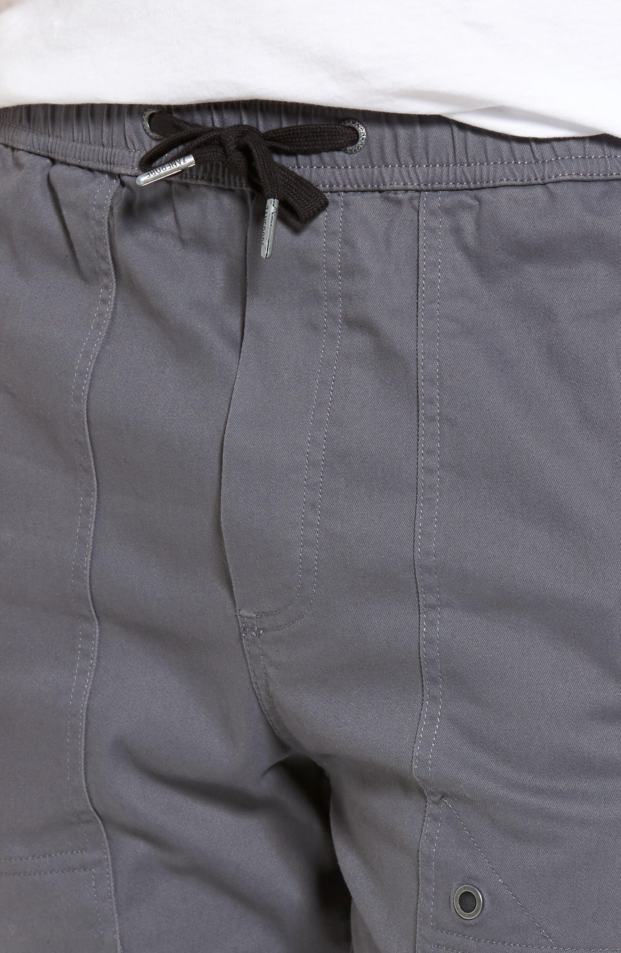 Sureshot Jogger Pants,                             Alternate thumbnail 4, color,                             Grey