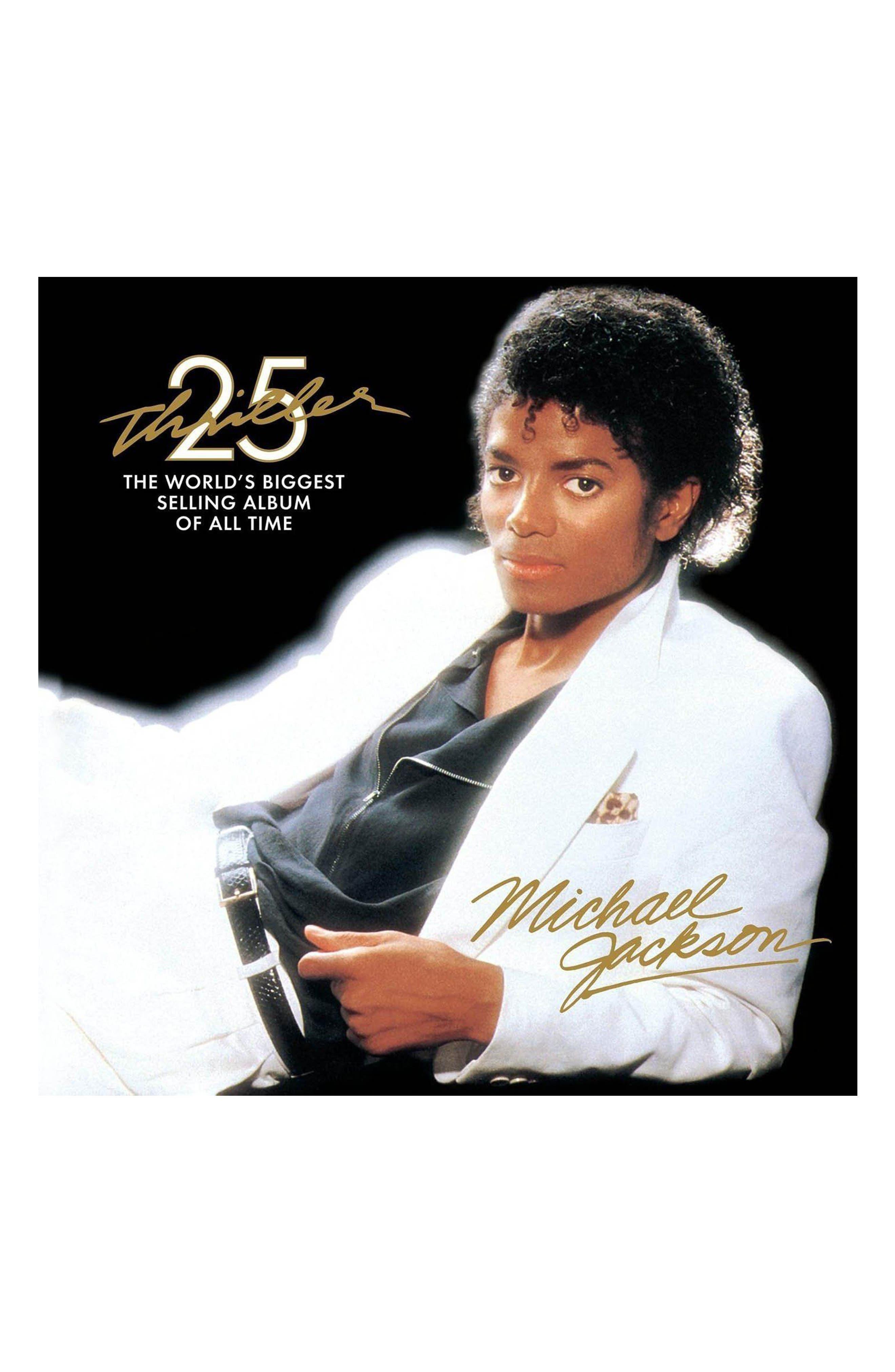 Michael Jackson Thriller Limited Edition LP Vinyl Album